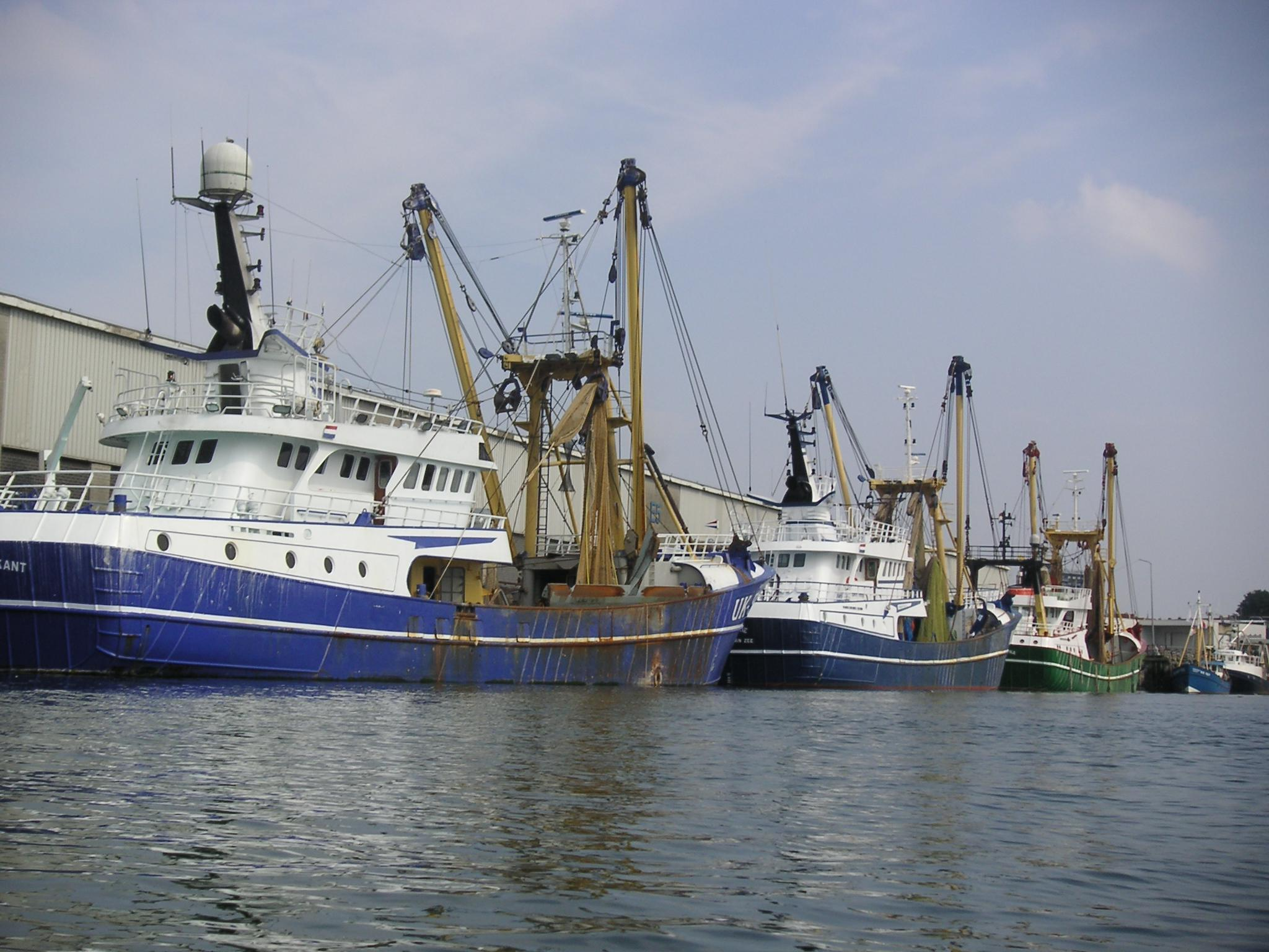Vissers stappen uit overleg over Noordzee na acties Greenpeace