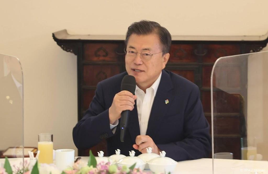 Zuid-Koreaanse president niet naar Japan voor Olympische Spelen