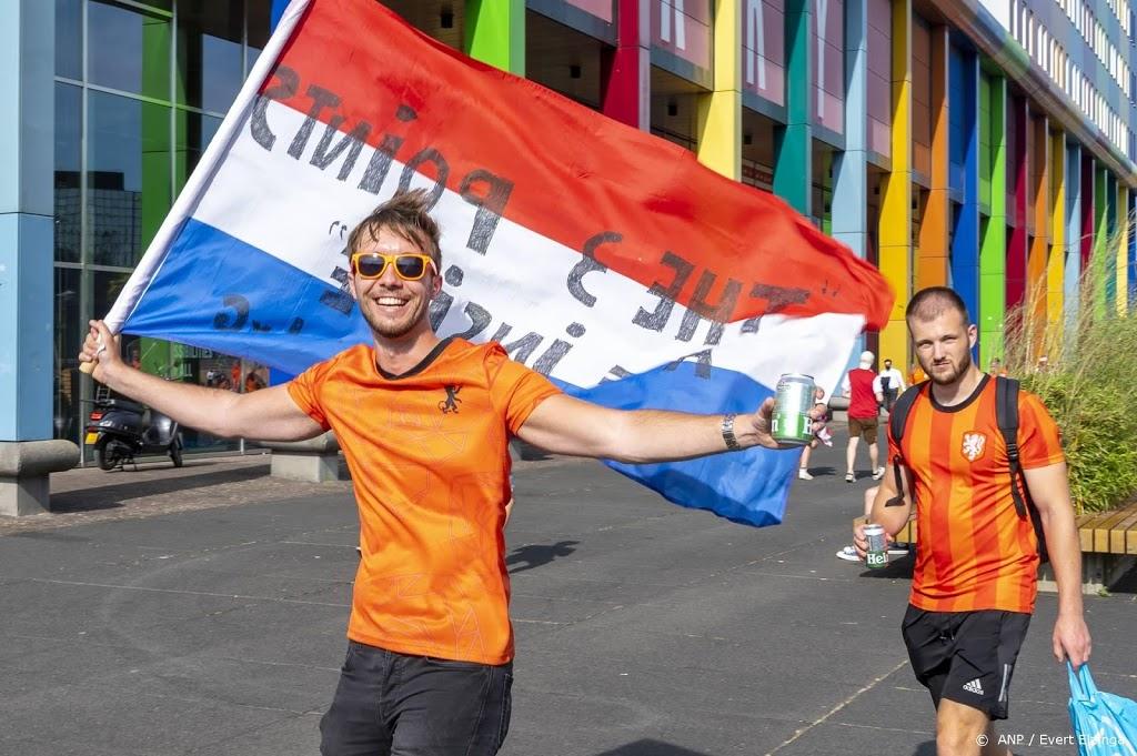 Oranjefans krijgen fanzone in Boedapest als Nederland daar speelt