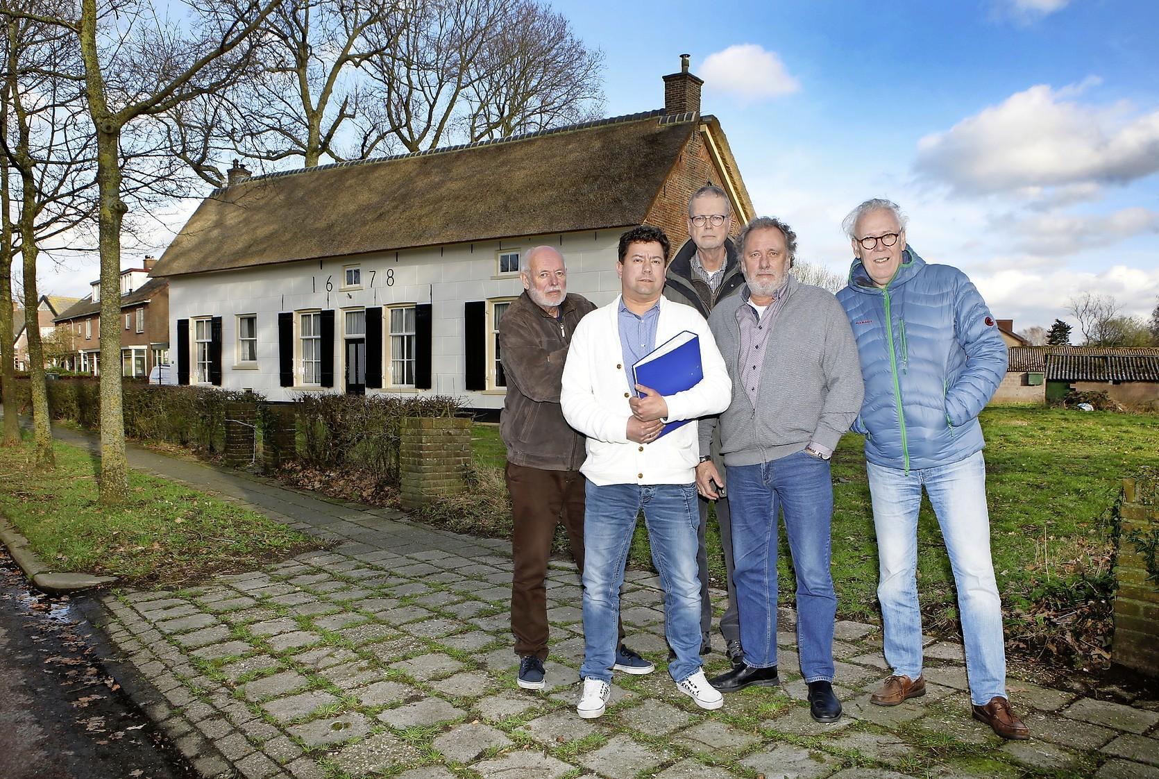 Buurt sceptisch bij plan voor eeuwenoude boerderij in Loosdrecht