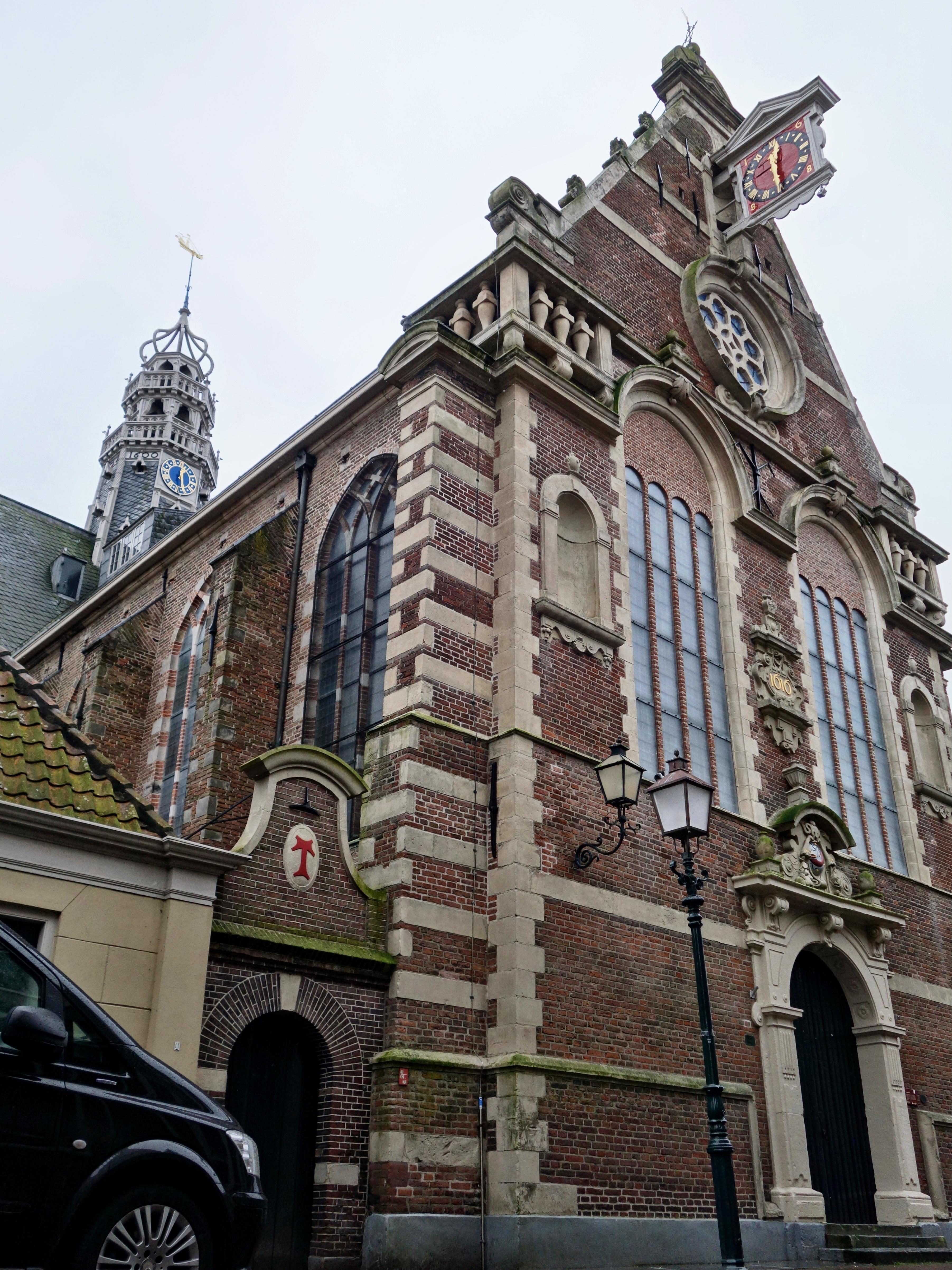 Problemen met nieuwe pleisterlaag in Oosterkerk, maar volgende restauratie wordt alweer voorbereid