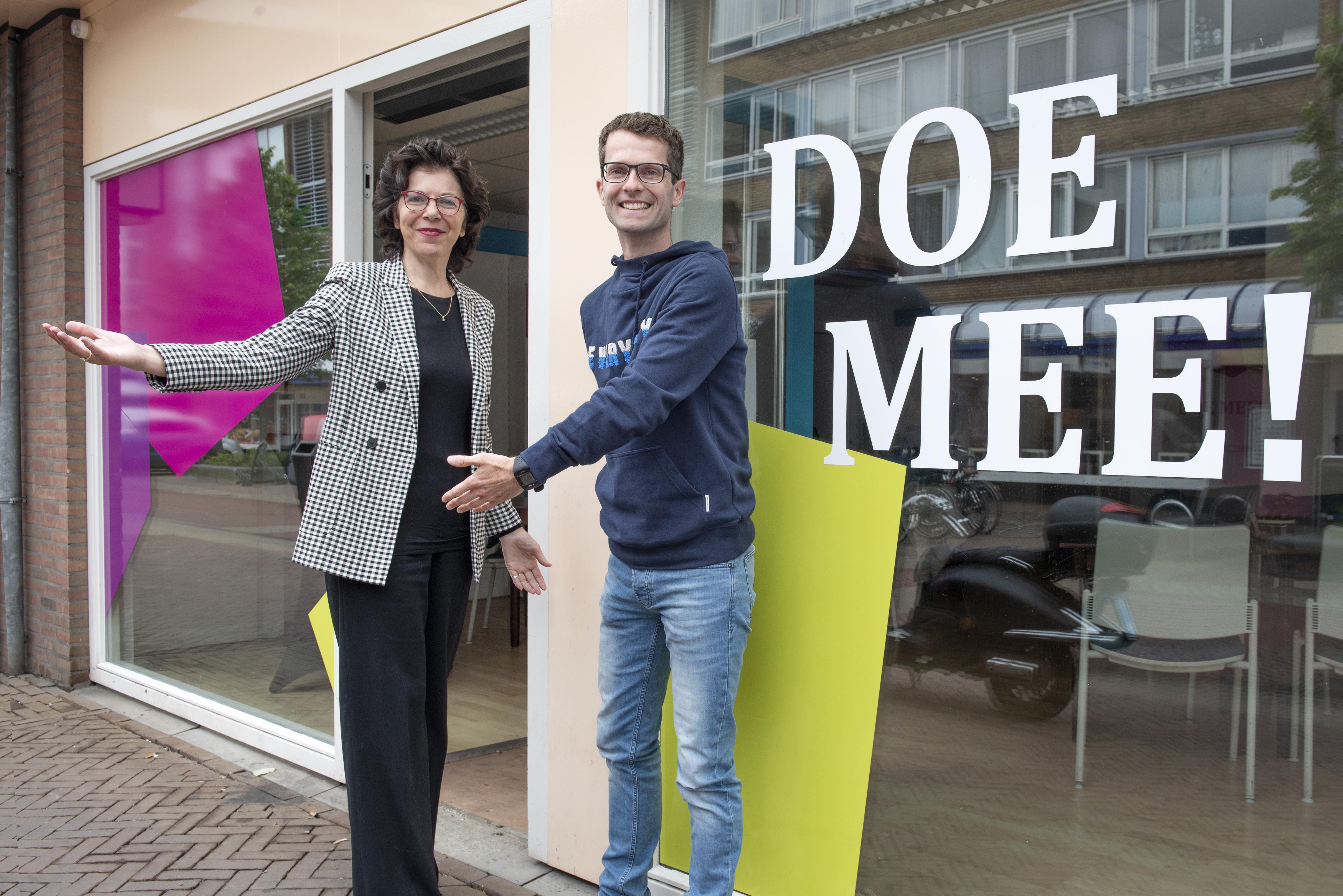 'Wijkwinkel Oosterwijk is symbool en toetssteen voor samenwerking gemeenten', zegt Leo Tillmans - maar Heemskerk betaalt geen cent