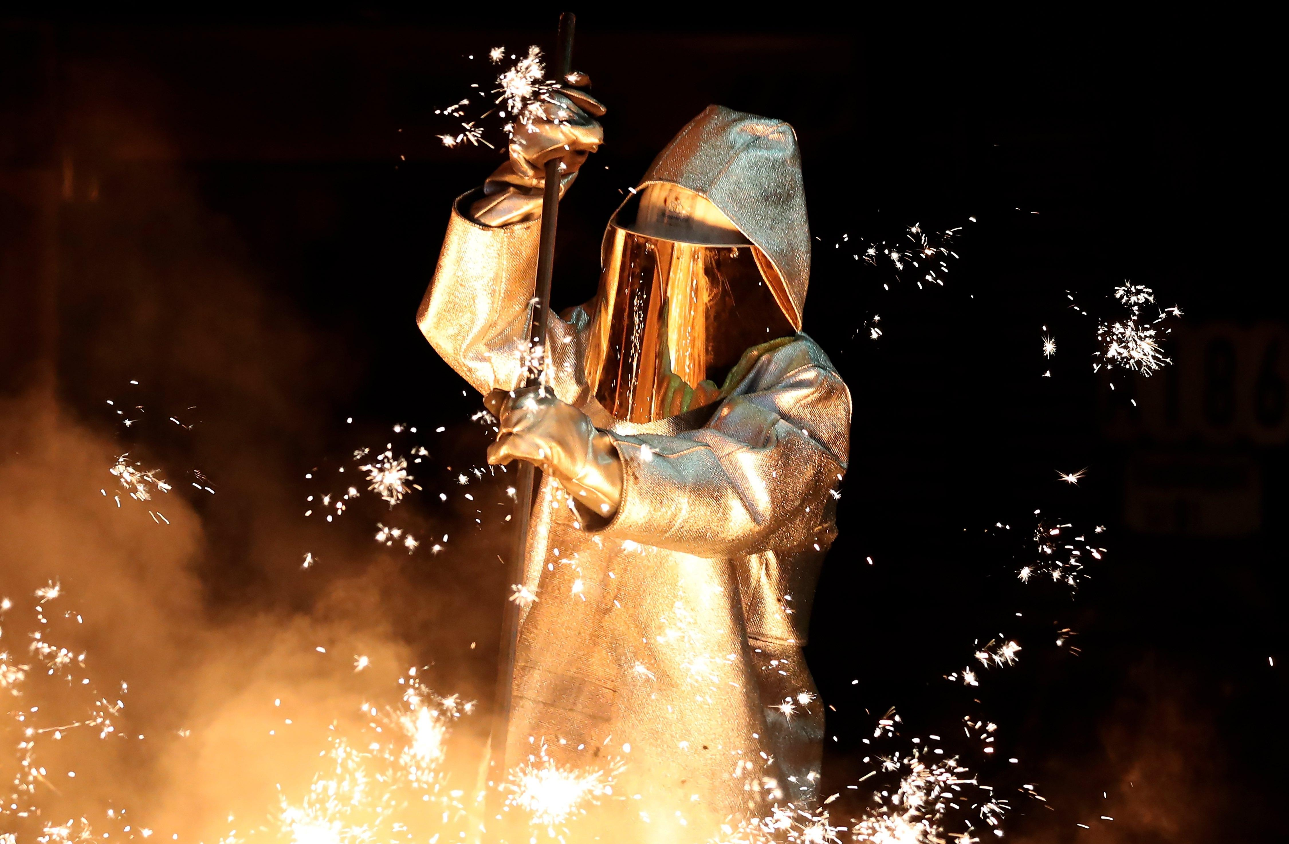Elliott kritisch over fusie ThyssenKrupp-Tata Steel