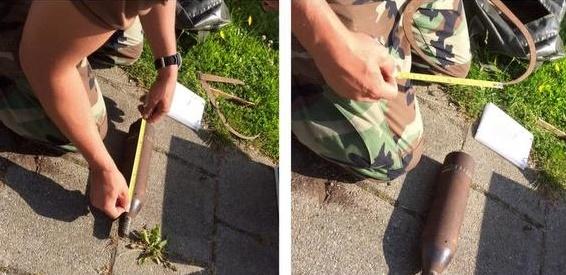Zware munitie gevonden op vliegveld in De Cocksdorp