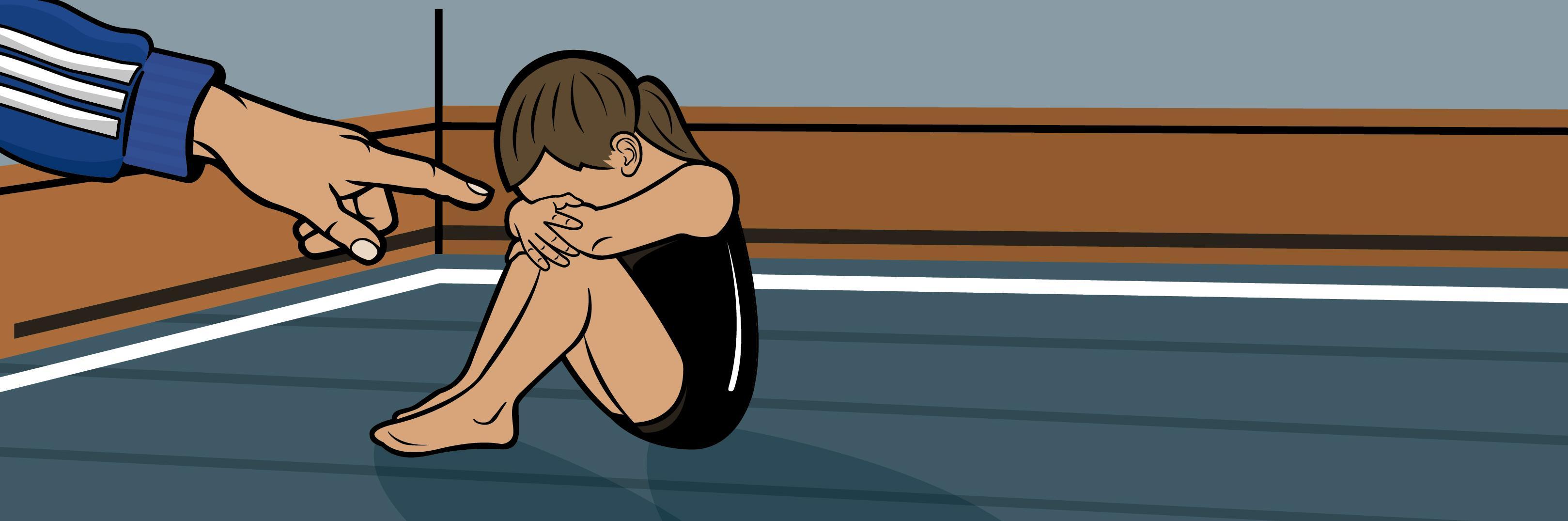 Turncoach Gerrit Beltman verbreekt stilzwijgen over zijn onmenselijke trainingsmethoden: 'Ik mishandelde en vernederde jonge turnsters om medailles te winnen. Ik schaam me diep'