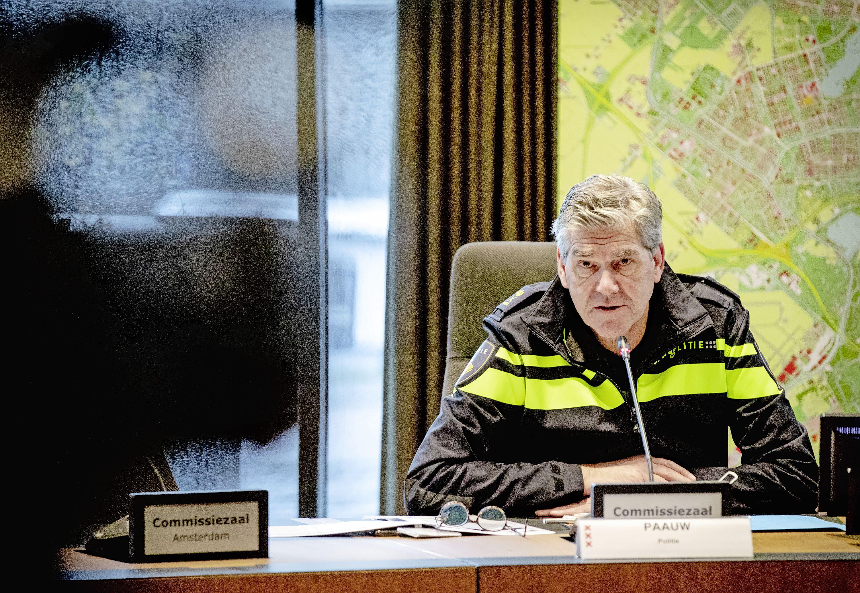 Politiechef Paauw: 'Gestolen buit is helemaal teruggevonden' [video]