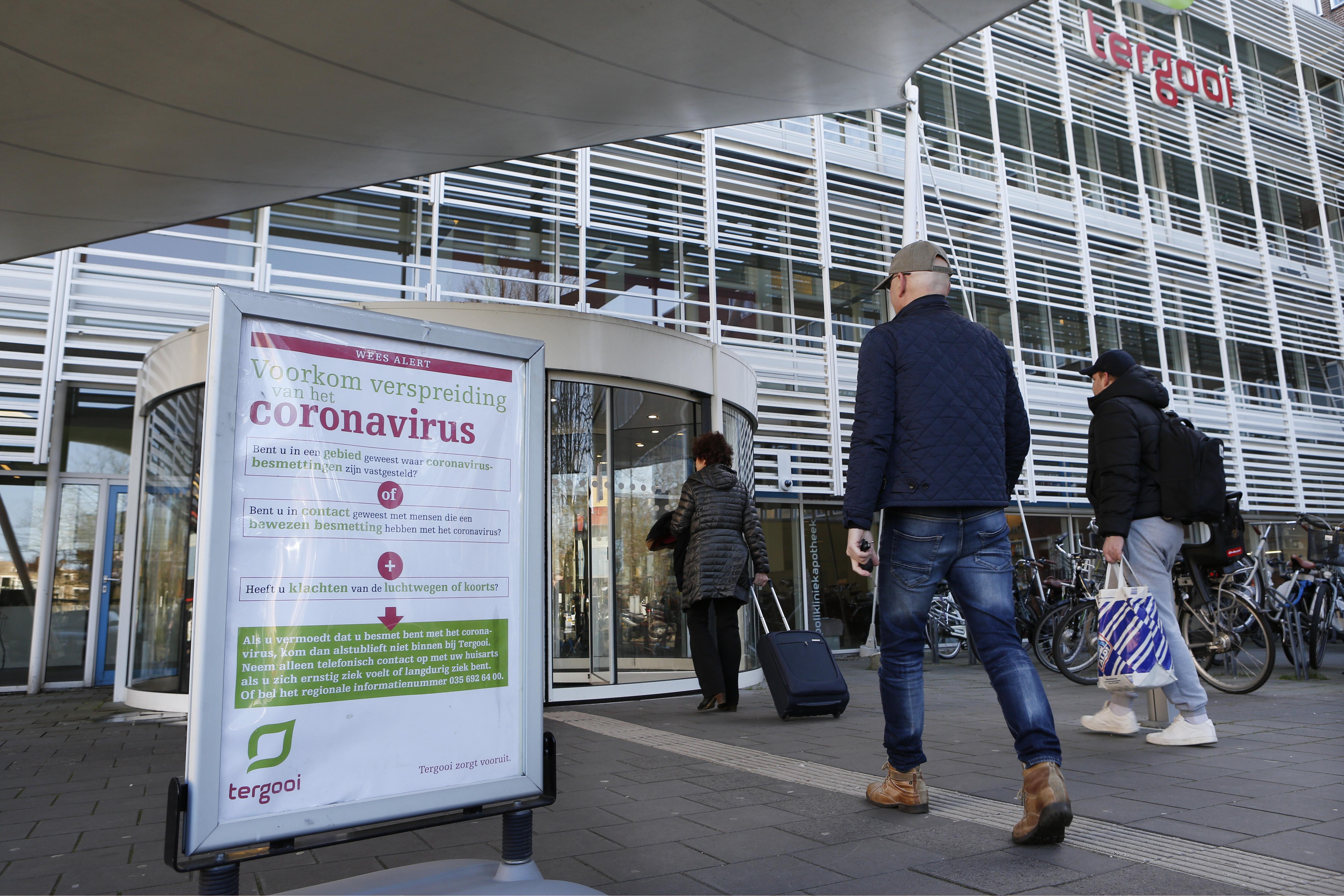 Aantal coronapatiënten in Tergooi en Meander loopt op; 31 zieken aan de beademing