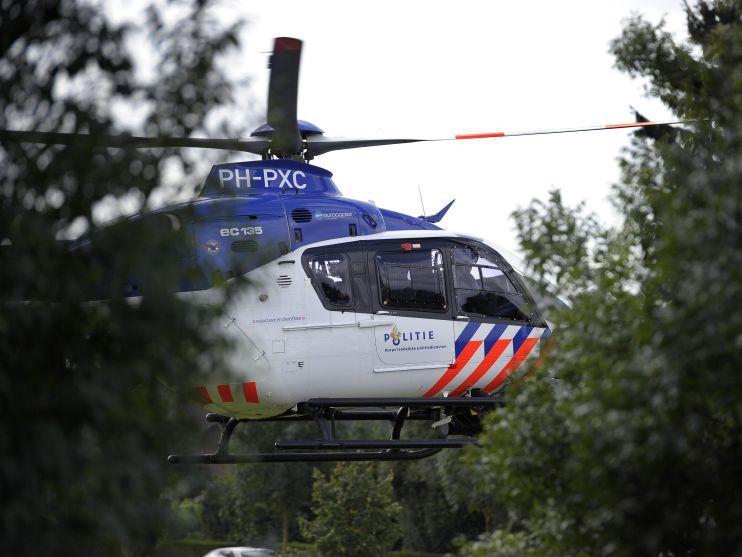 Geslaagde zoekactie naar vermist kind uit Egmond aan Zee, politie zet helikopter in