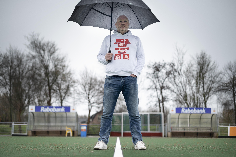 Teammanager Fred Driessen mist de gezelligheid van hockeyclub Roomburg: 'Ik voel me een soort van ontheemd'