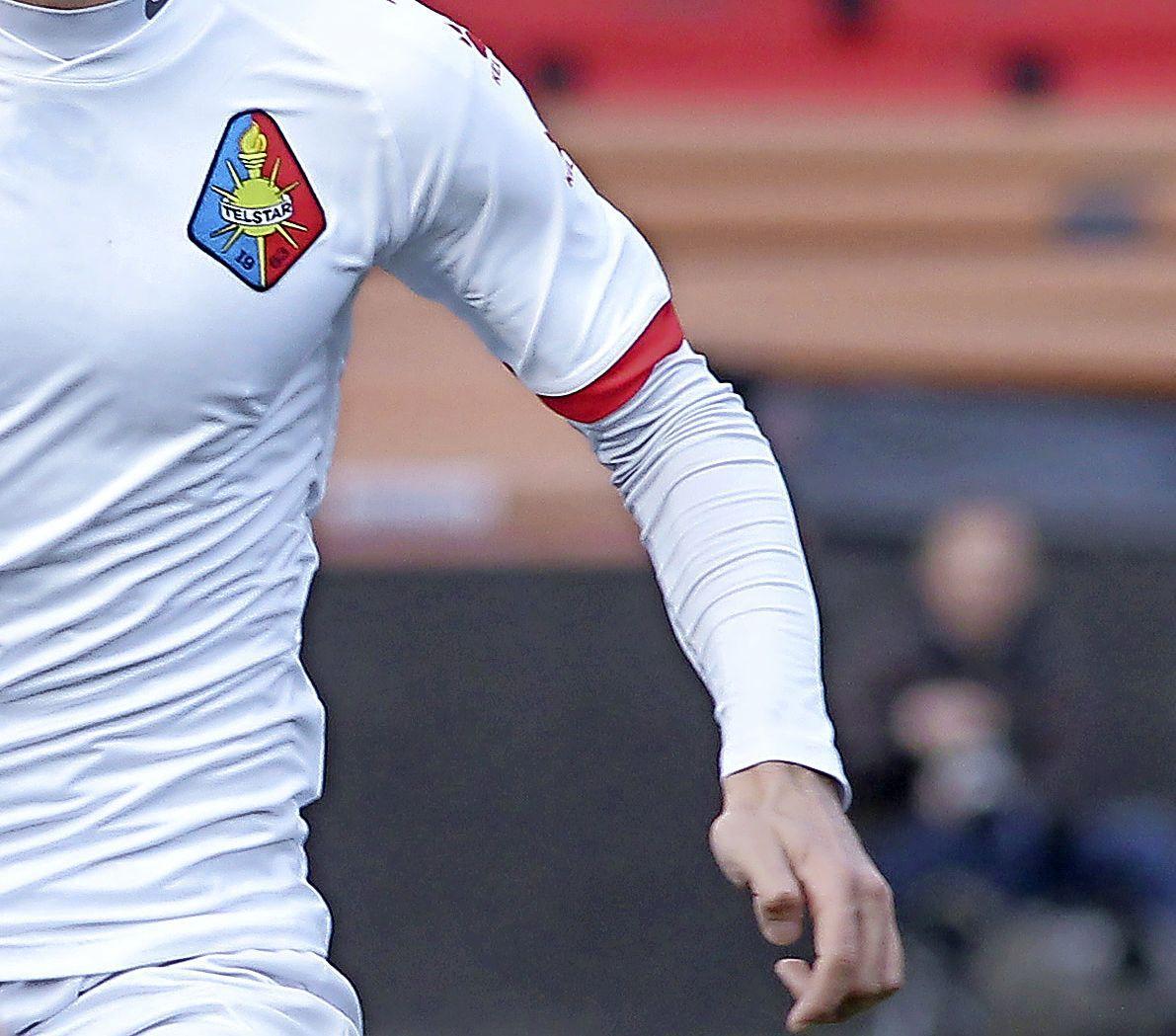 Telstar met 1-0 onderuit bij FC Dordrecht na rode kaart van Cas Dijkstra