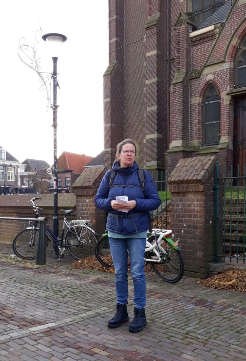 Op pad met Happy Hikes, met Marjon Aker. Hoe kun je georganiseerd blijven wandelen in Noord-Holland?