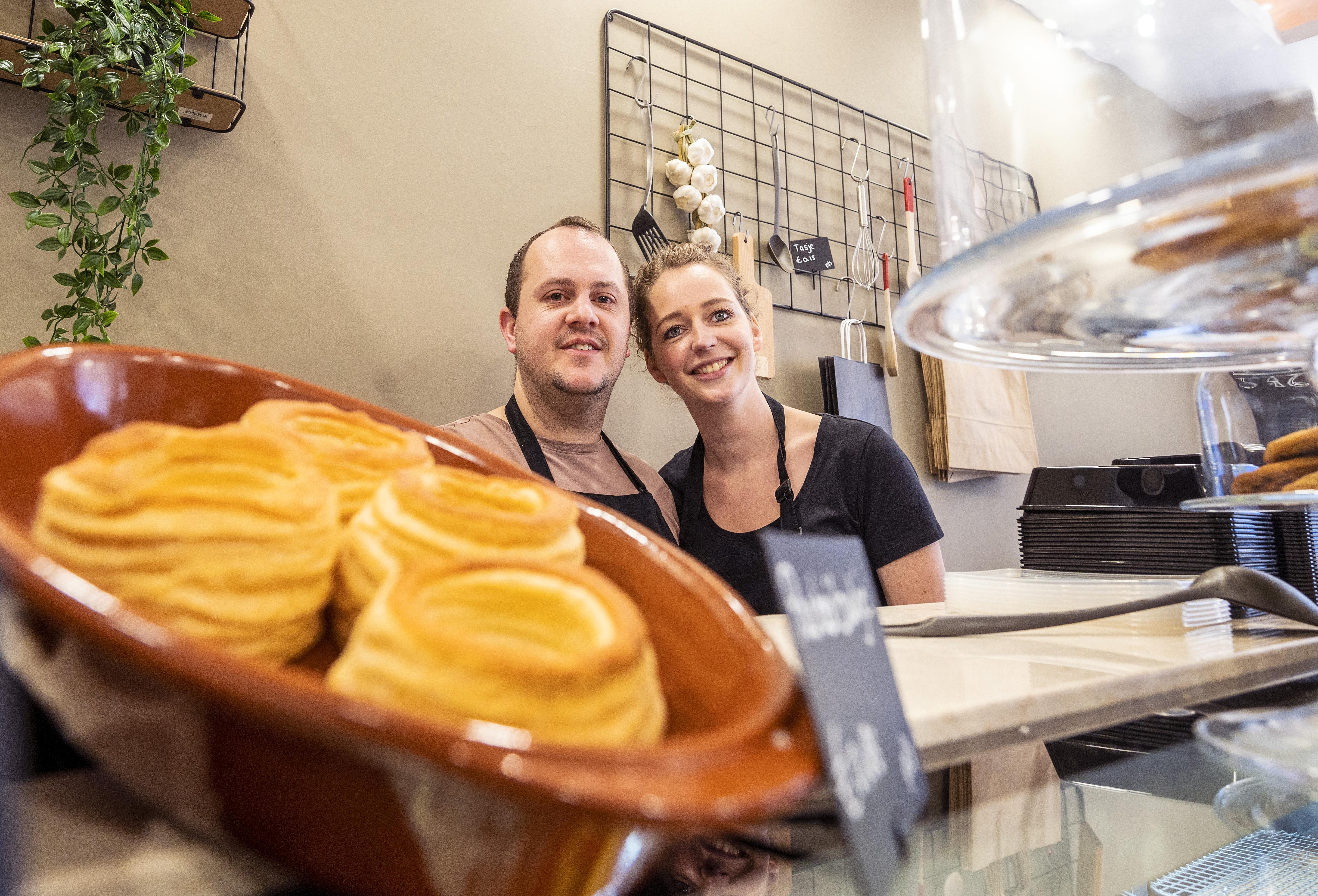 Van truffel risotto tot pastel de nata: nieuwe traiteur in Grote Houtstraat verkoopt mediterrane gerechten bereid door chef-koks