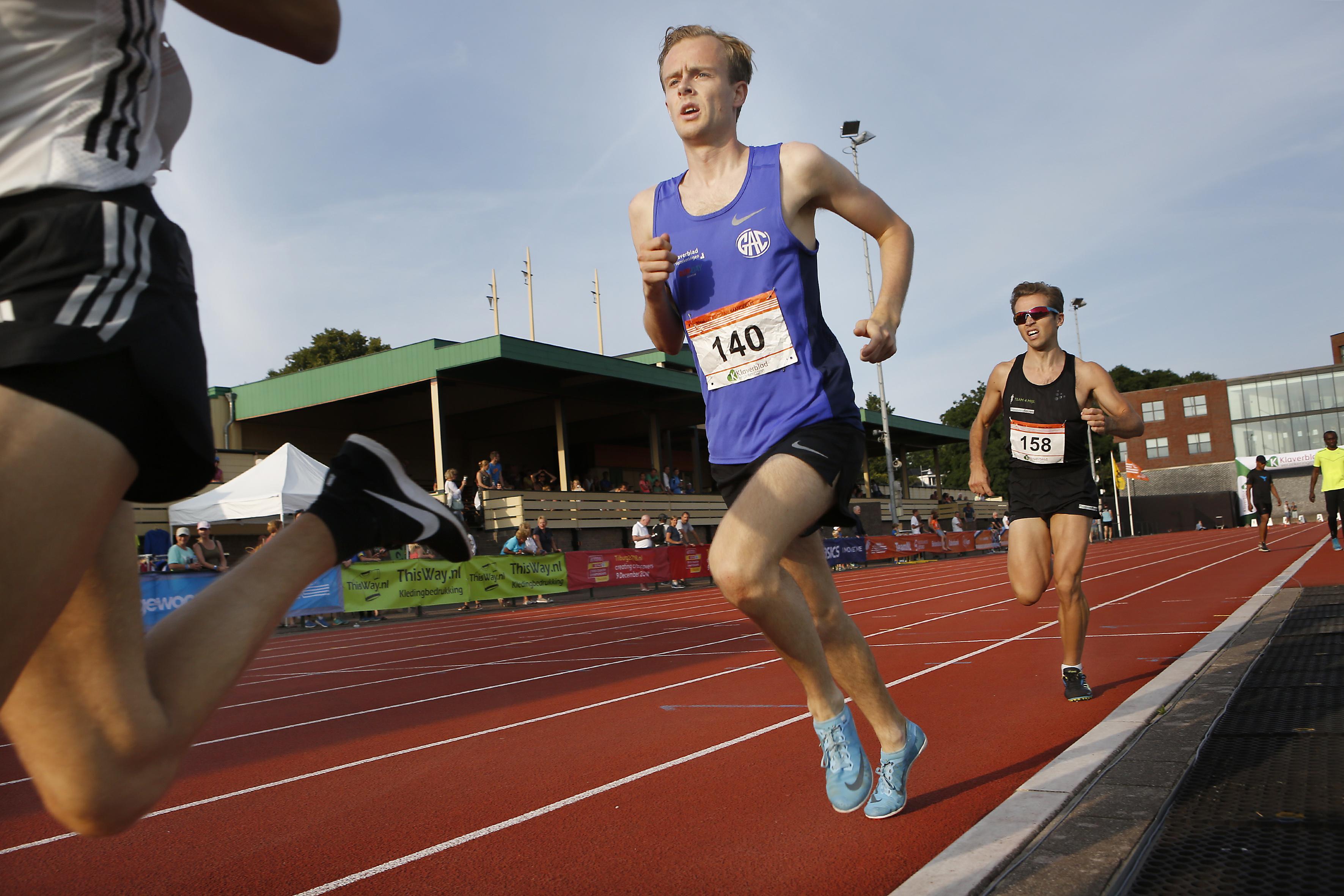 Brons voor Jip Vastenburg (1500 meter) en Cas Lutz (3000 meter steeplechase) op NK atletiek