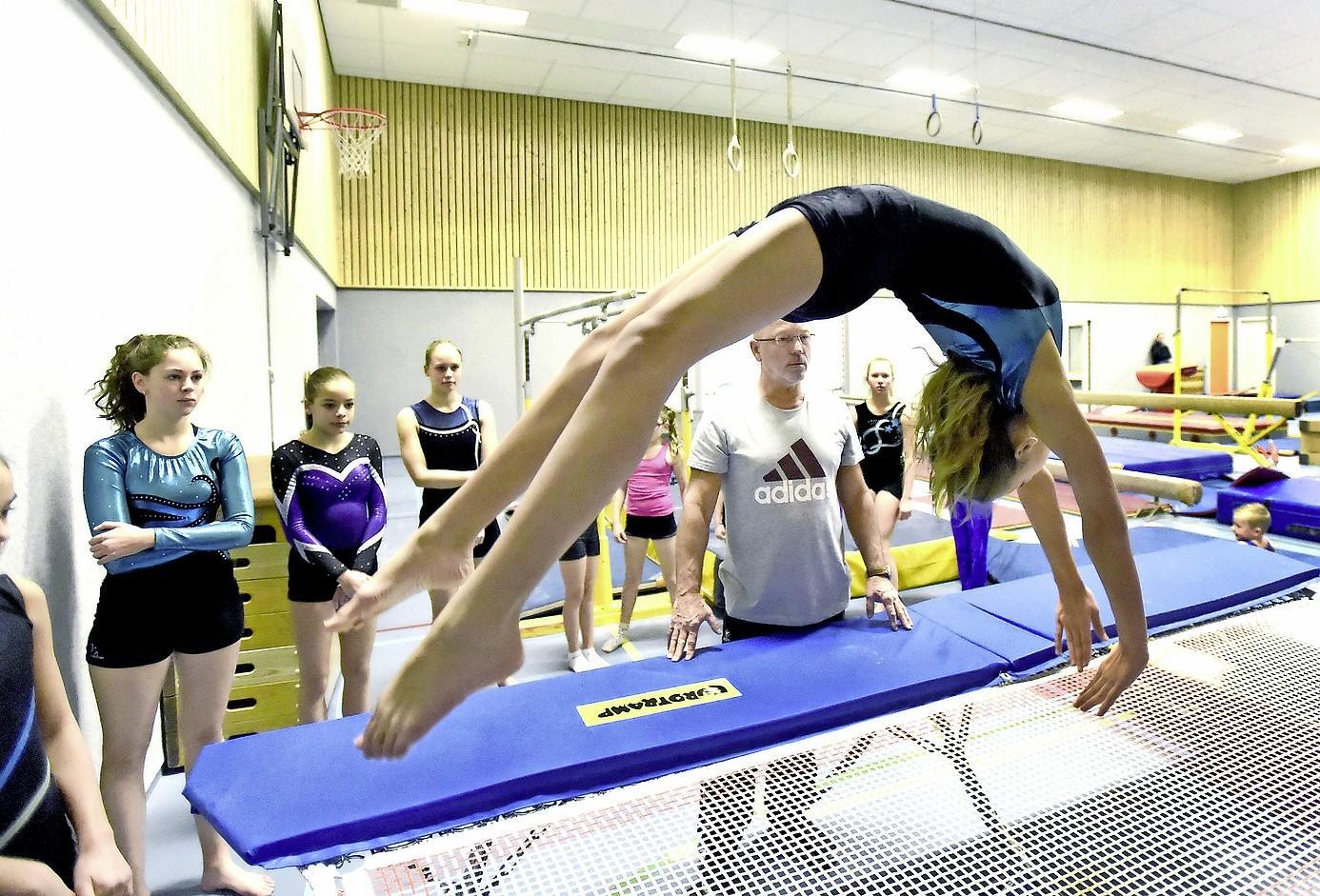 GV Sportlust stelt vertrouwenspersoon aan na misstanden in turnsport. 'Ik weet van trainers die hetzelfde regime hanteren'