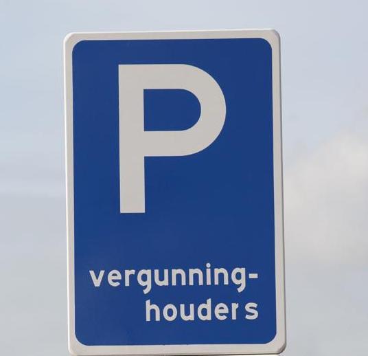 Nog steeds gedoe in Haarlem met parkeren in vergunninggebied