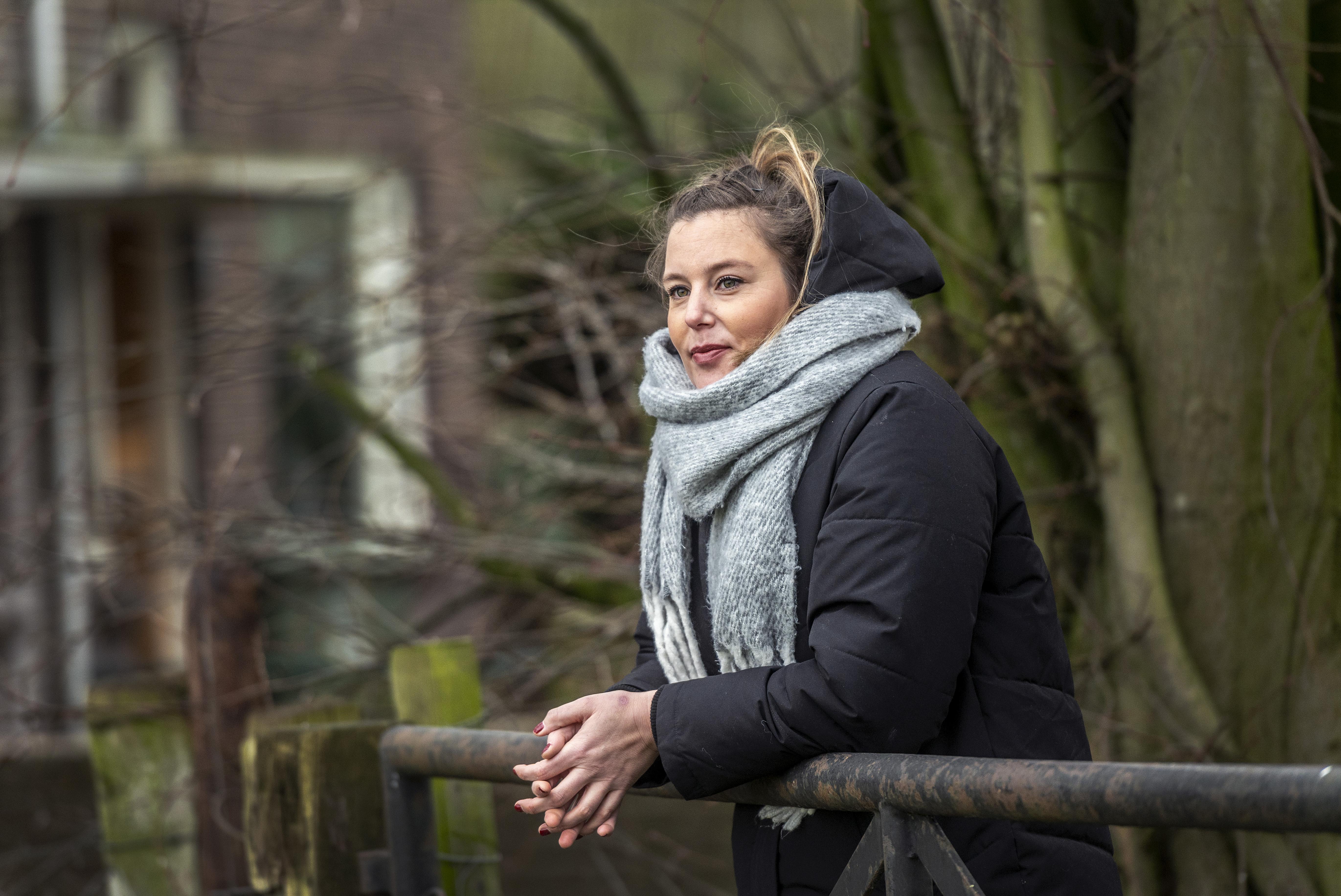 Er is weinig basketbal meer in het leven van Leonie Kooij, voormalig topspeelster van Den Helder en veelvoudig international: 'Als ik terugdenk kan ik niet om de blessures heen'