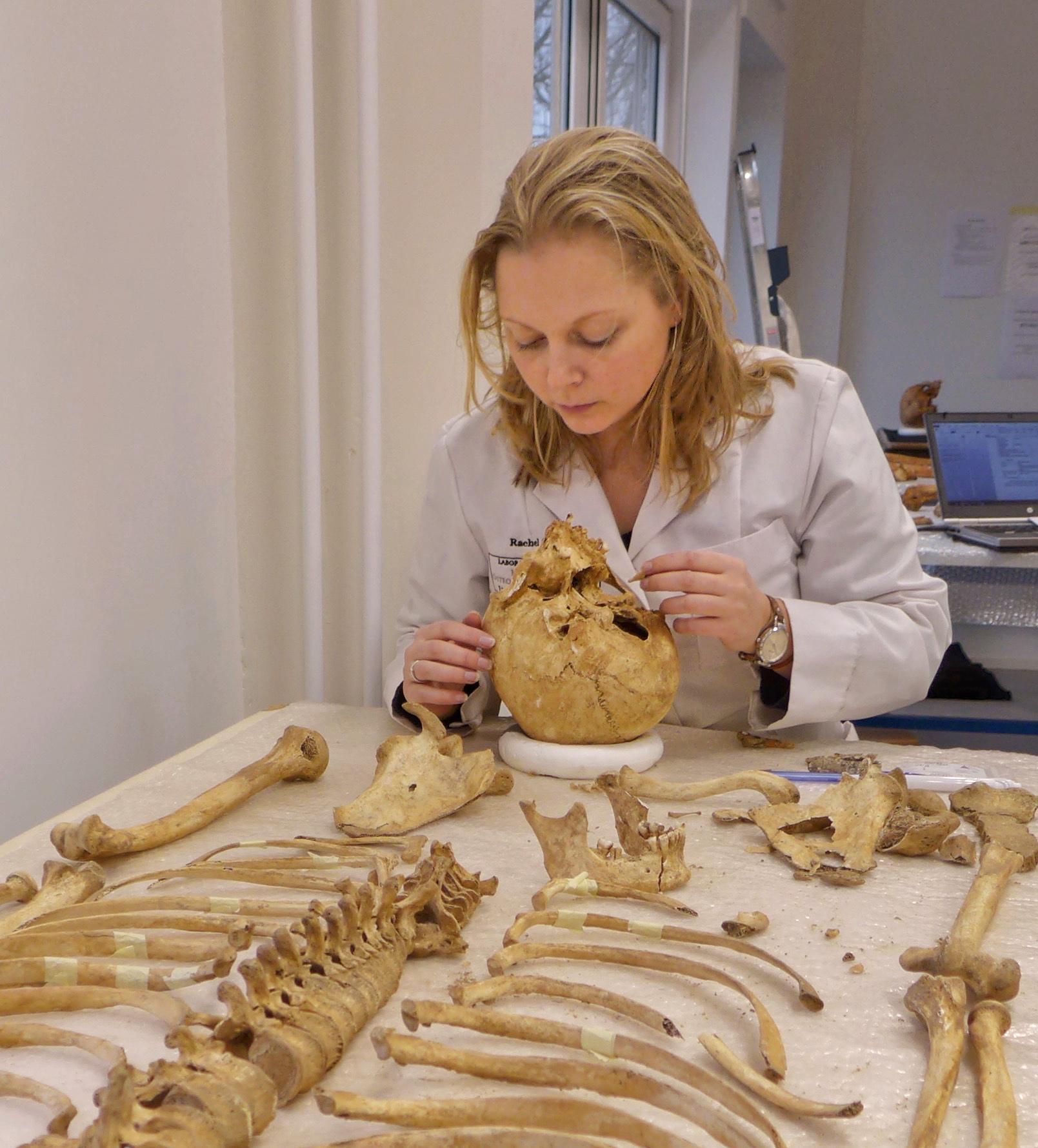 Leidse archeologe onderzoekt met nieuwe methode malaria in de middeleeuwse lage landen