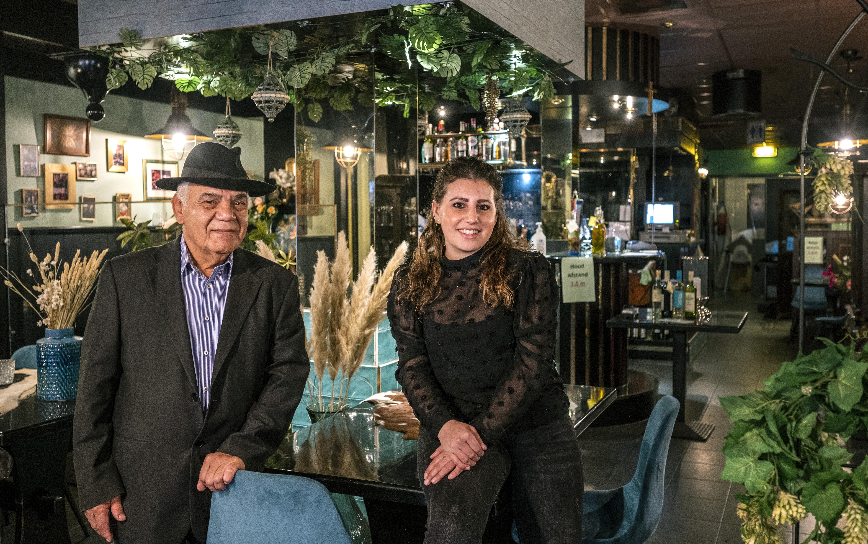 Aisha werd net voor corona mede-eigenaar van Argentijns restaurant Parrilla Grande in IJmuiden: 'Ondanks deze tegenvaller heb ik er geen spijt van dat ik deze stap heb gemaakt'
