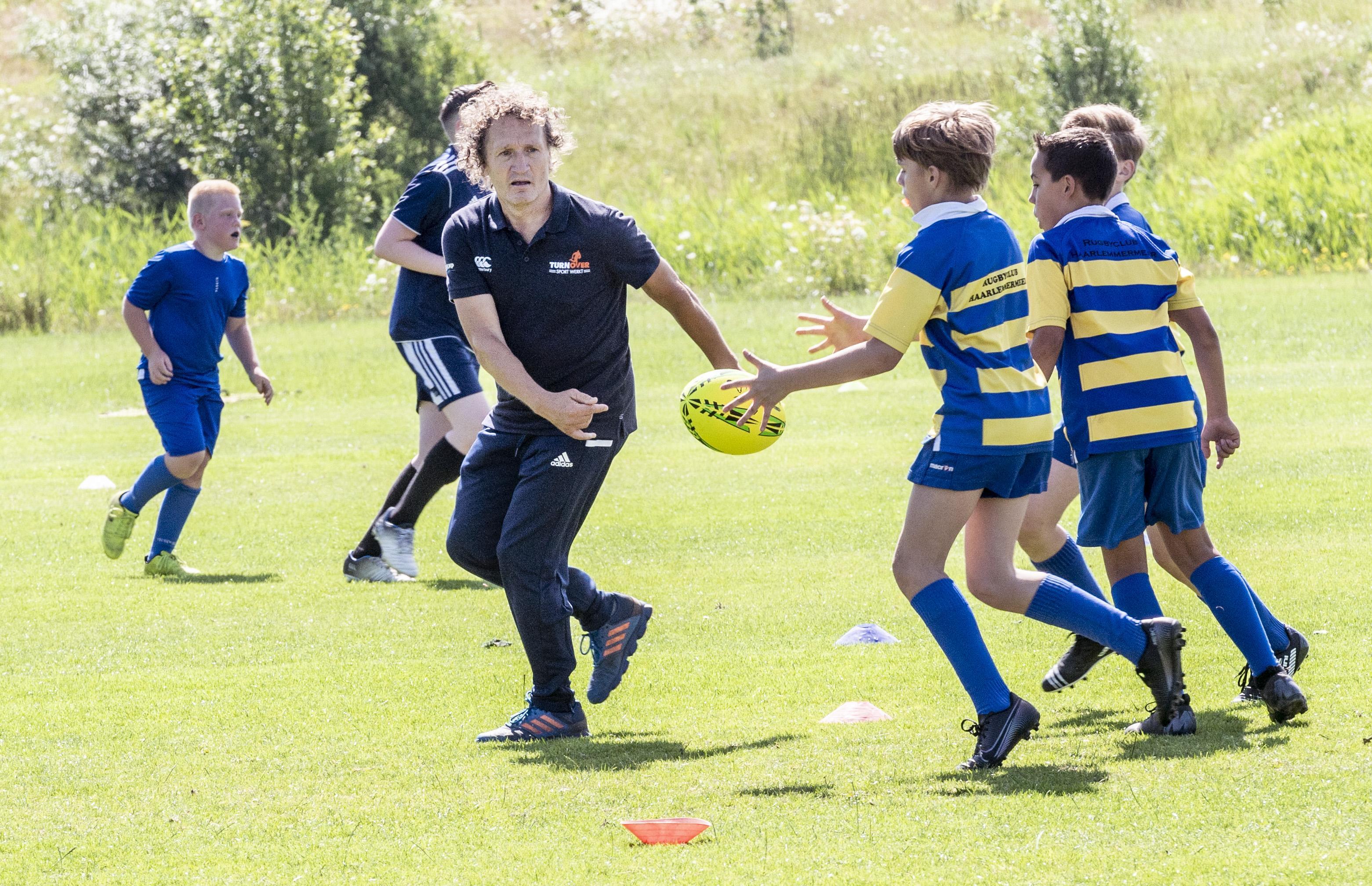 Rugby verder promoten in de Haarlemmermeer dat is het doel van Hawks en Academy Noord West