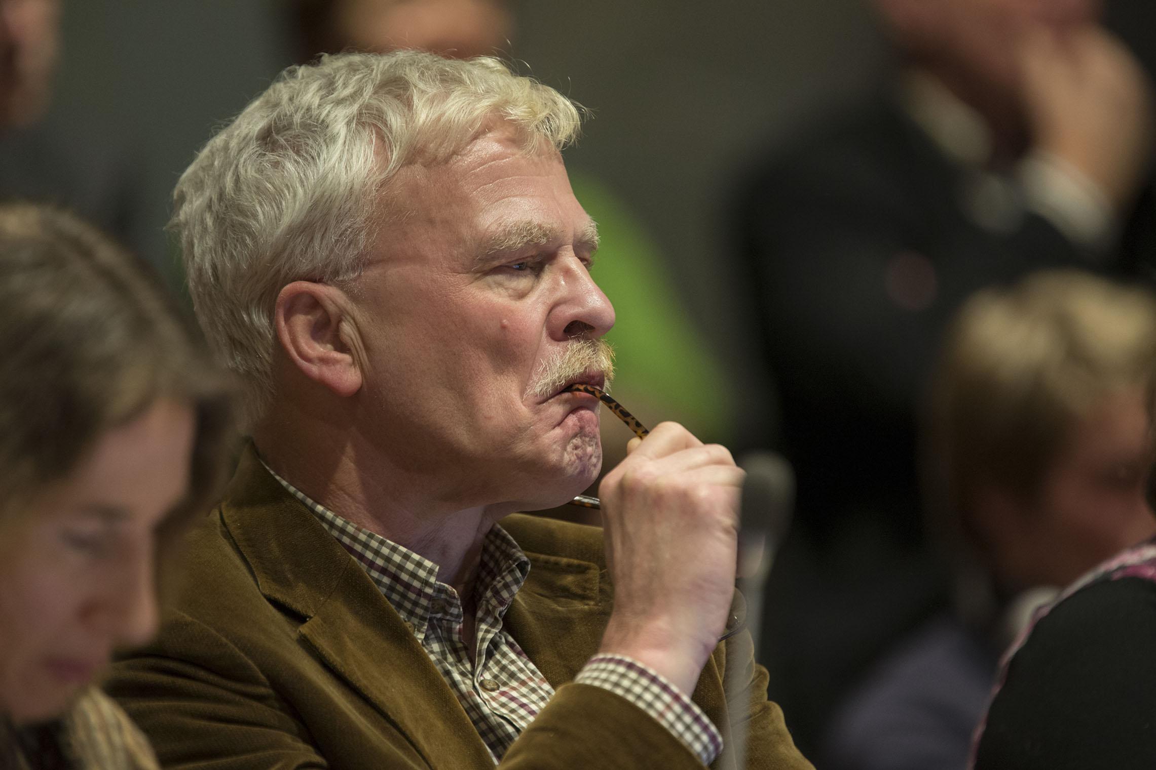 Alphens VVD-raadslid Bas Wienbelt (73) vertrekt om gezondheidsredenen