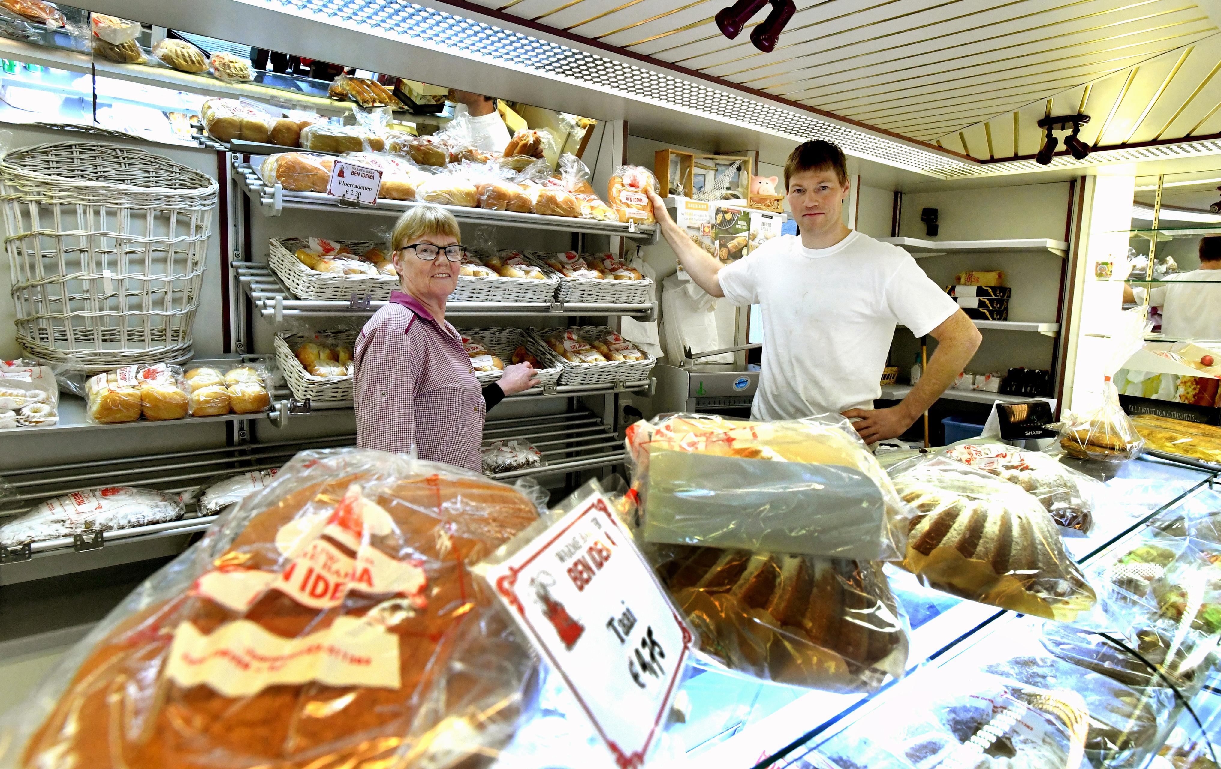 Tineke was nog lang niet klaar met de bakkerij toen haar man Ben stopte vanwege een meelallergie. Nu ze Bakkerij Idema jaren later toch moet sluiten, doet dat pijn