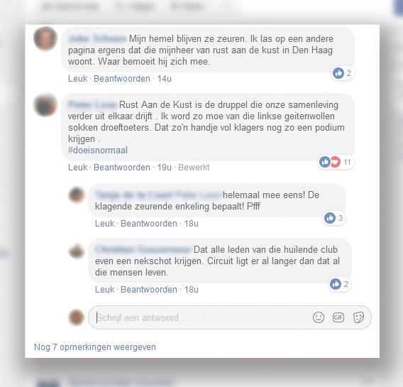 Bedreiger van platform Rust bij de Kust blijkt baanofficial van Circuit Zandvoort