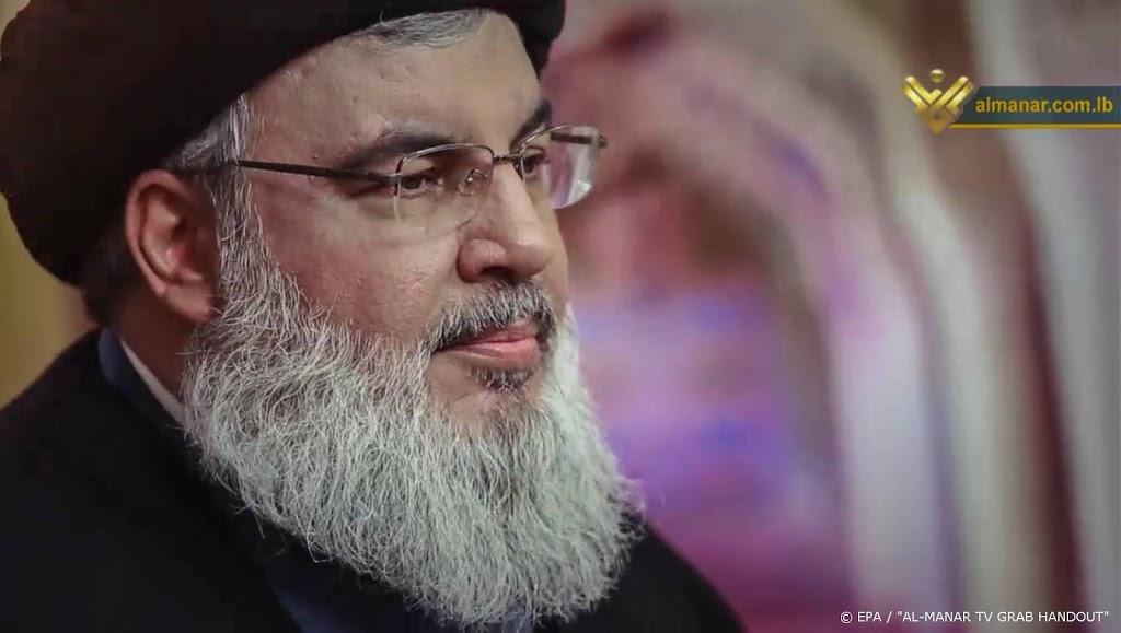 Hezbollah-leider ontkent betrokkenheid bij explosie Beiroet