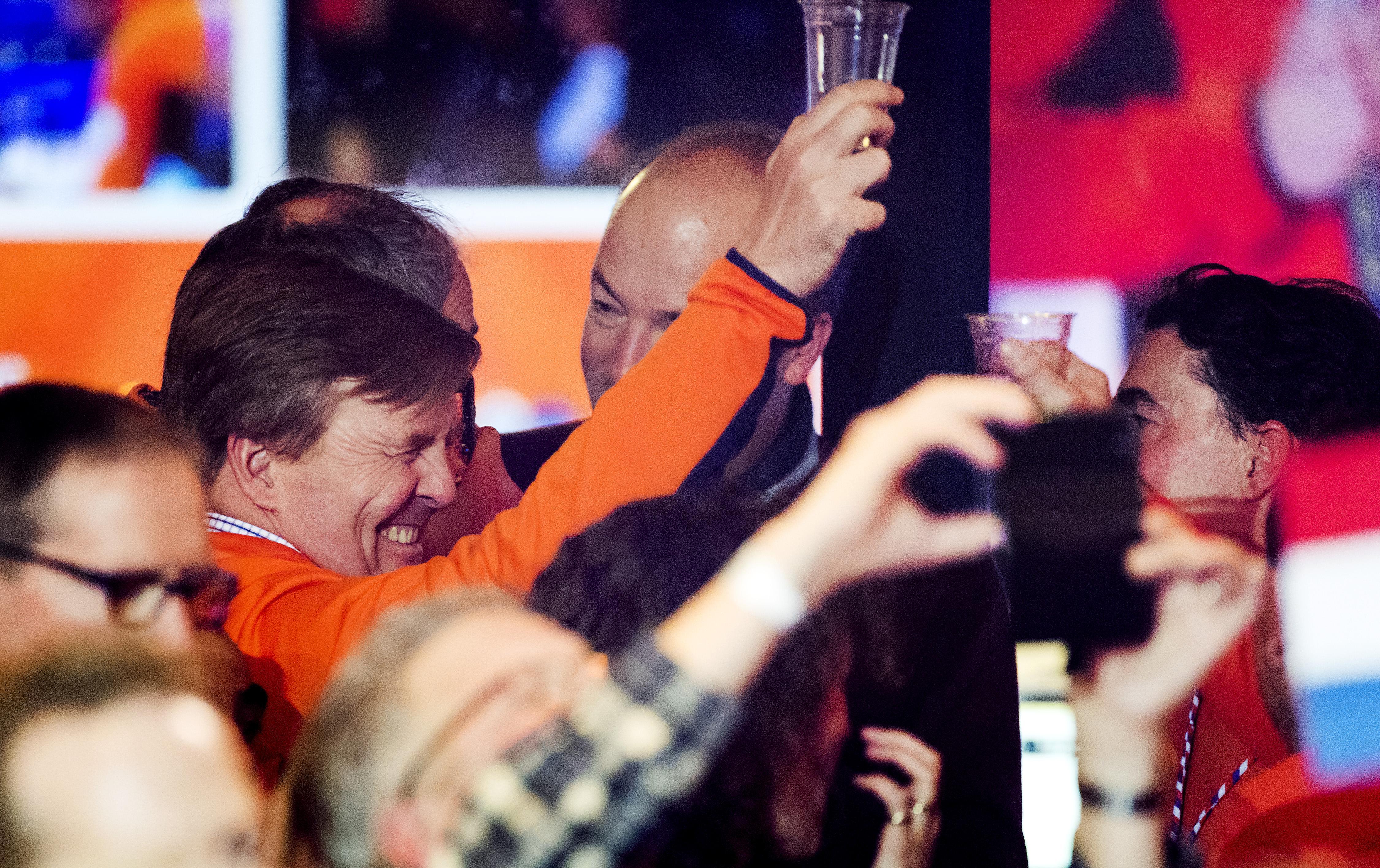 Holland Heineken House Leids succes