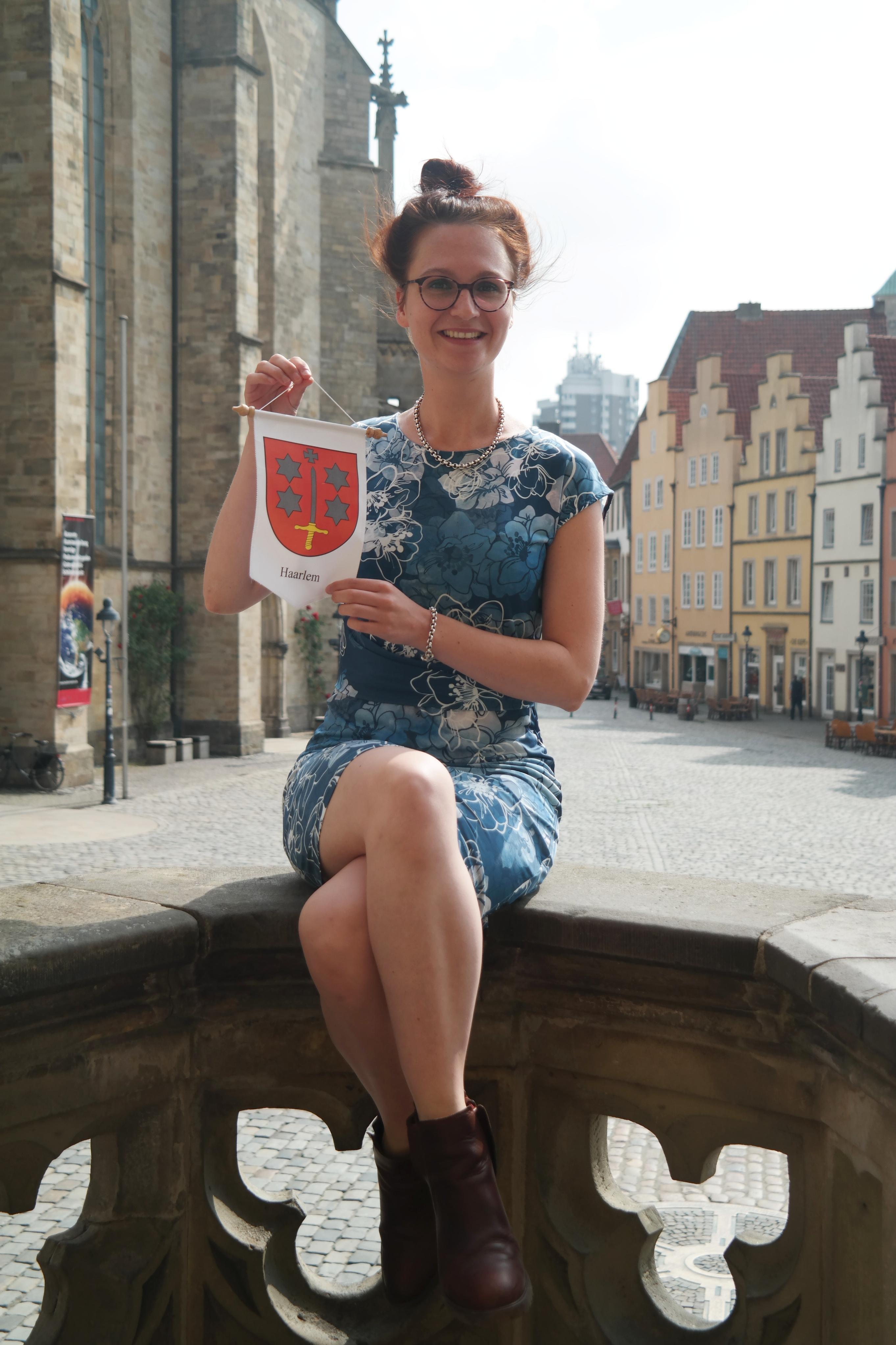Nieuwe Haarlemse stadsambassadeur in Osnabrück gezocht