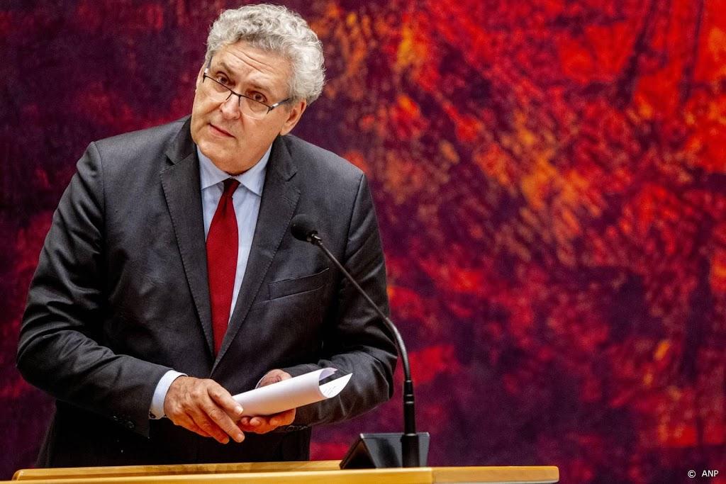Eenpitters Krol en Van Kooten-Arissen verdwijnen uit Kamer