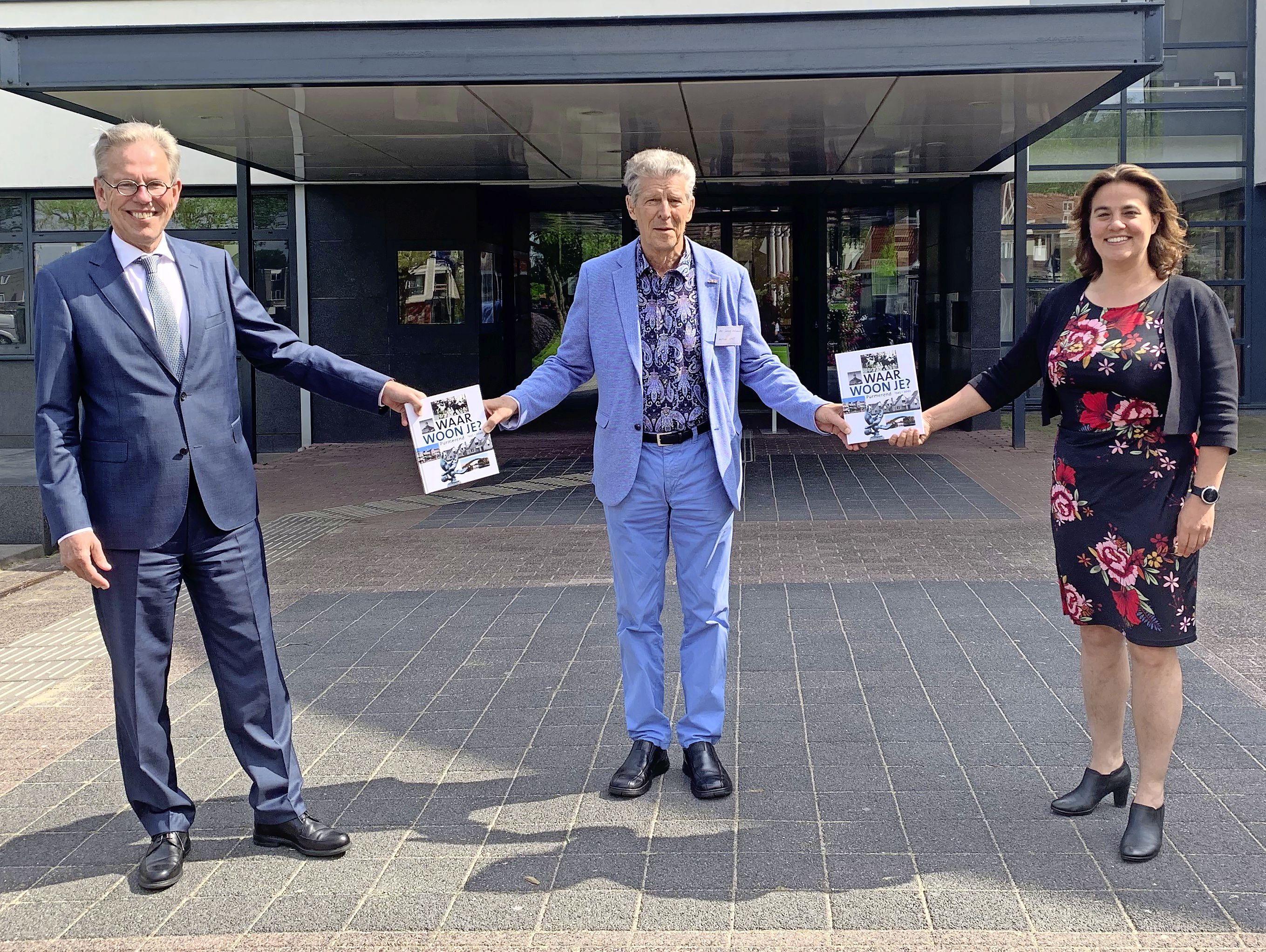 Jubileumboek Vereniging Historisch Purmerend uit: 'Geen optelsom van feiten maar verhalen met mensen'