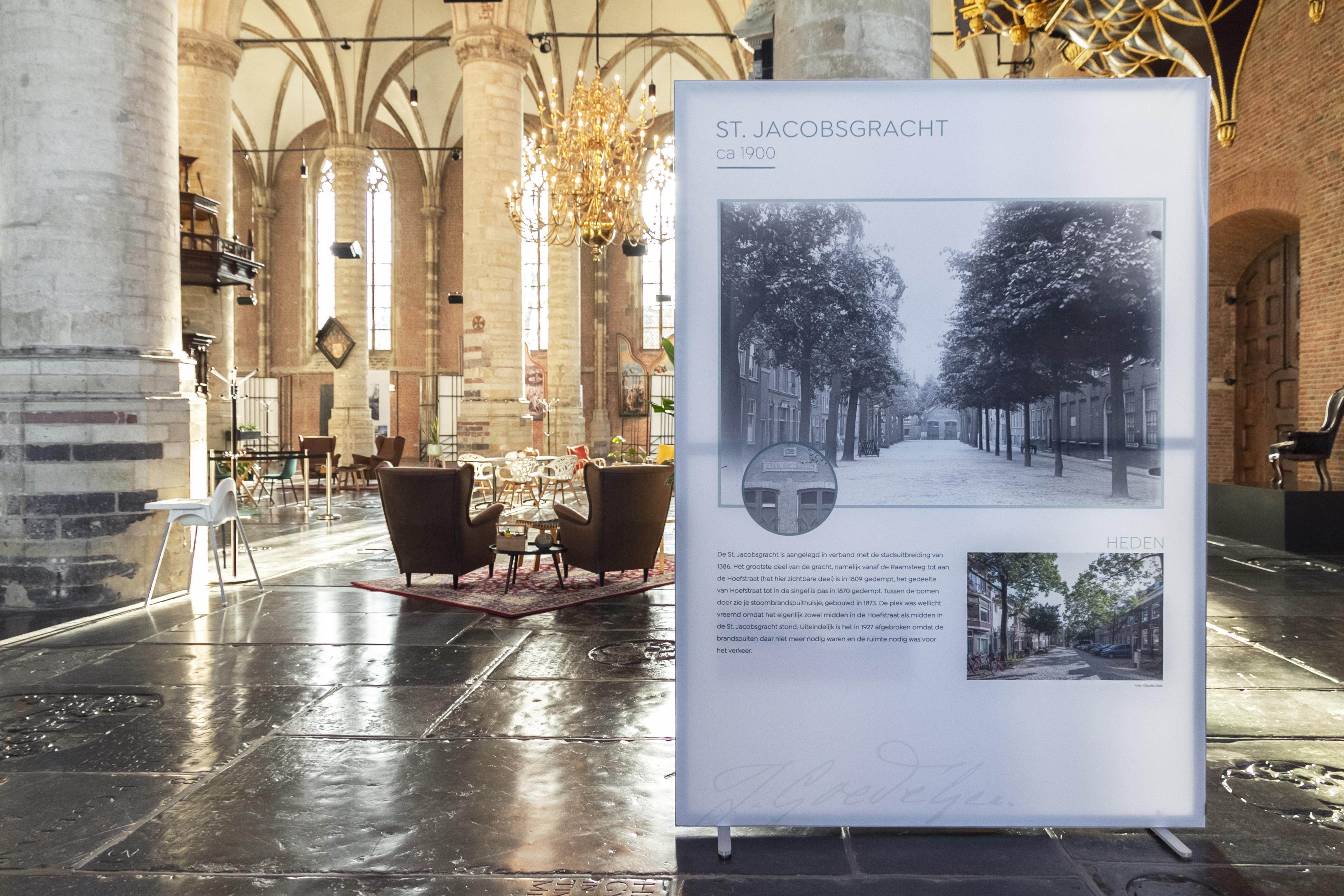 Jan Goeldejee in de Pieterskerk: herinneringen aan een verdwenen stad