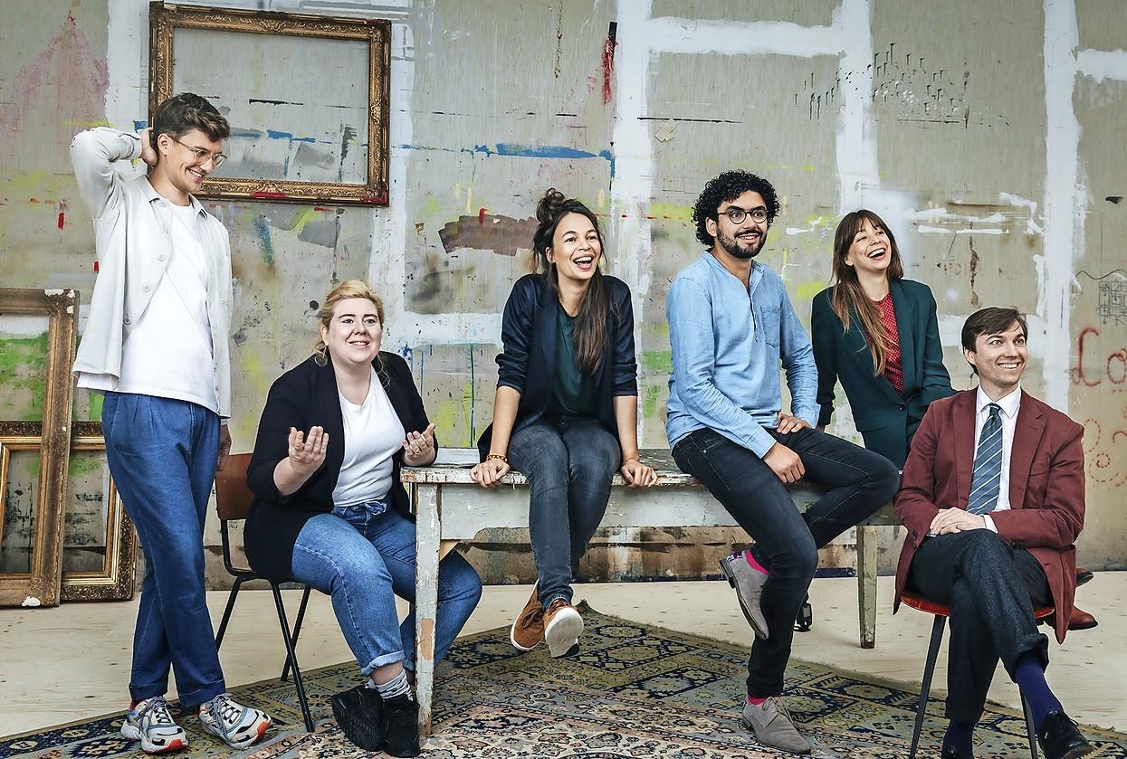 Roer om bij Toneelschuur Producties: 'Sterkere band met Haarlem'