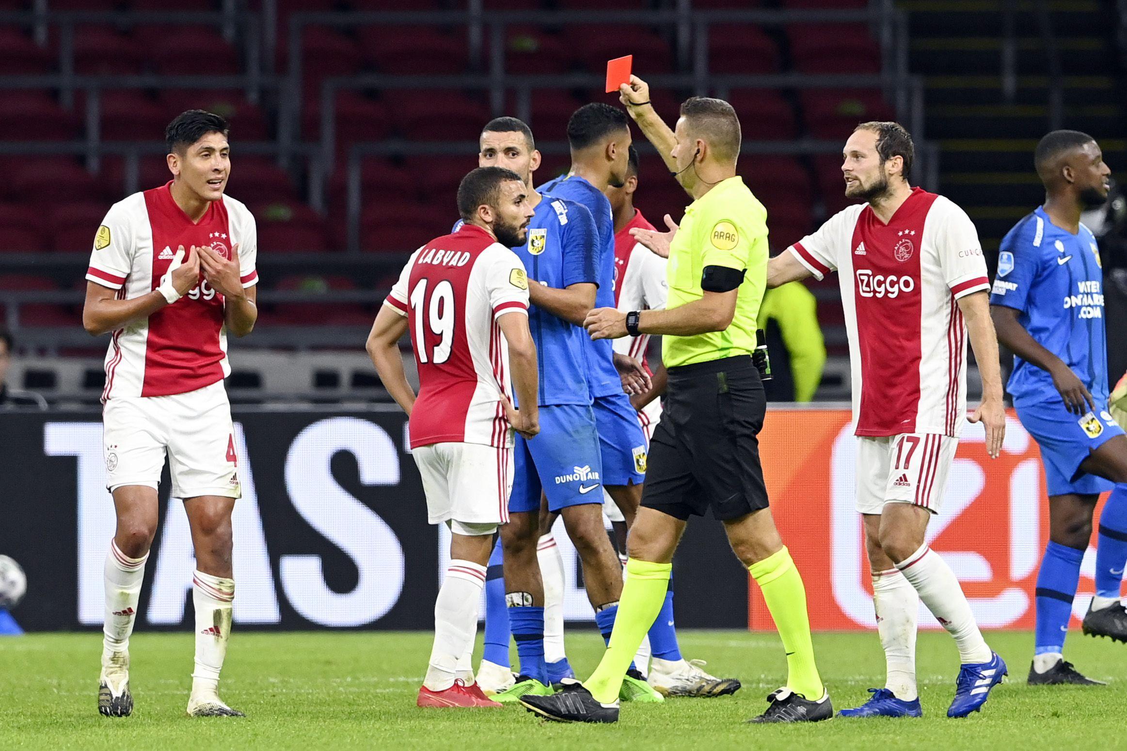 Ajax niet akkoord met schikkingsvoorstel voor Álvarez