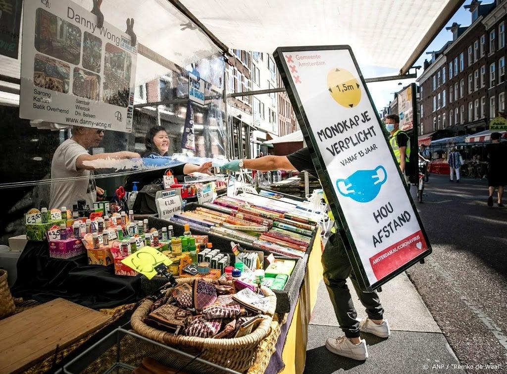 Amsterdam bezorgd over besmettingen op feesten en in horeca