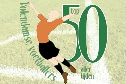 Evert Smit jakkert op een brommertje door weer en wind naar Alkmaar; Nummer 47 in de Top 50 beste Volendamse voetballers heeft eerste assist betaalde voetbal achter zijn naam