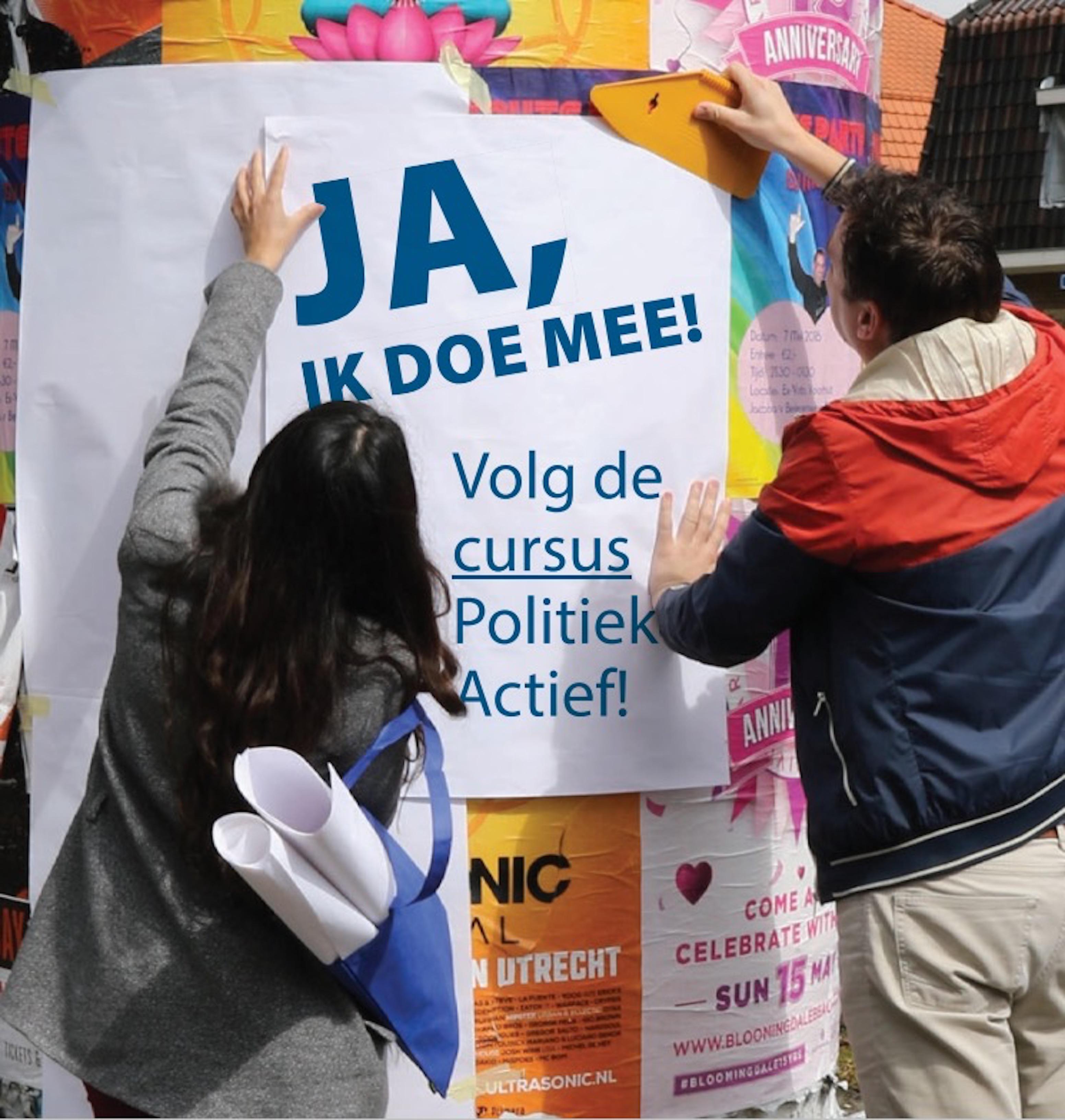 Teylingen organiseert nieuwe cursus Politiek Actief