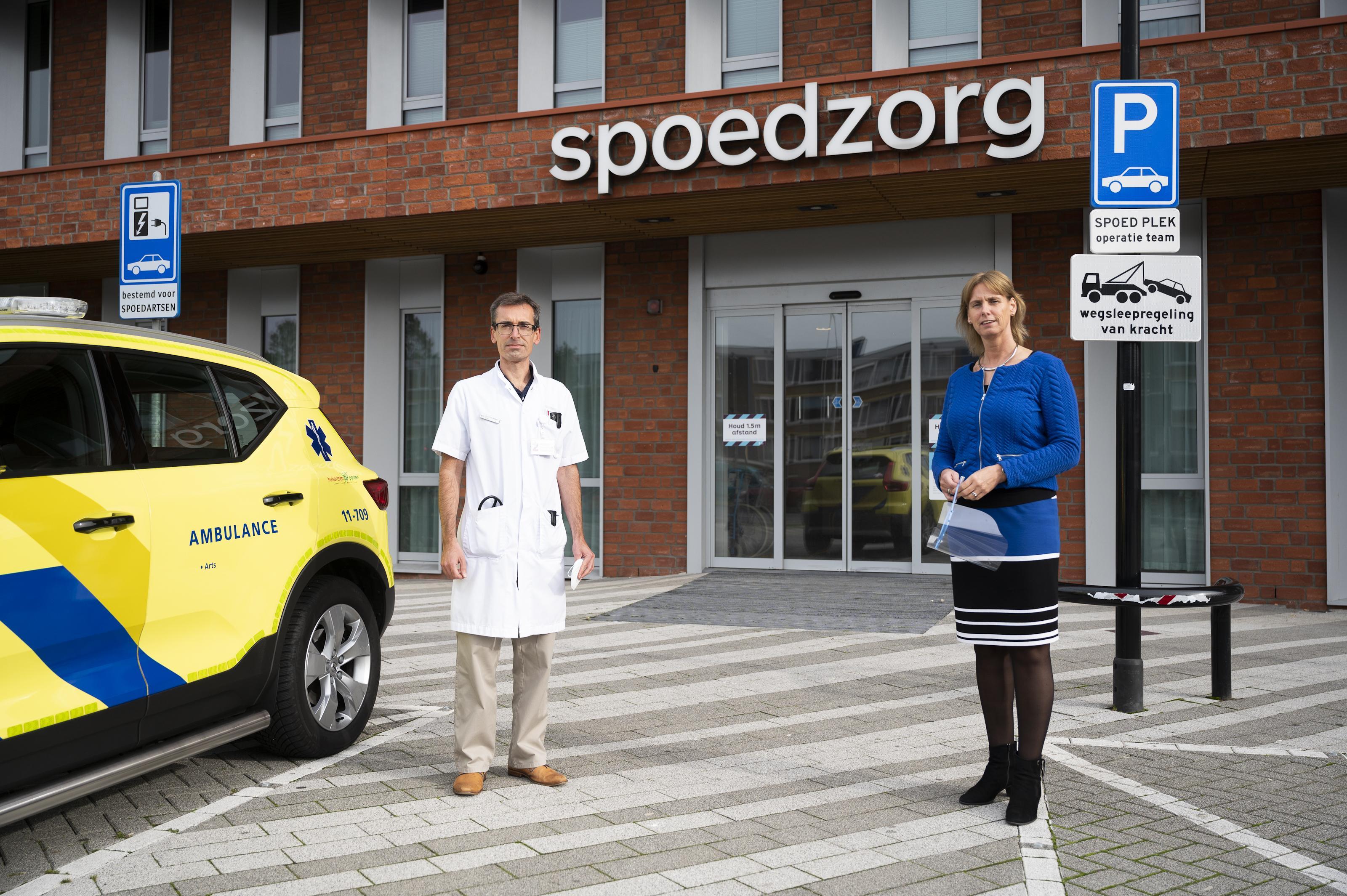 De tweede coronagolf in het Zaans Medisch Centrum is voelbaar. 'Soms moeten patiënten opgevangen worden in Limburg of Utrecht'