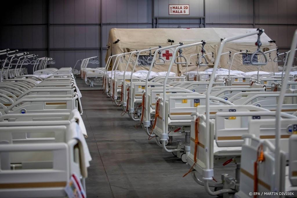 Nederland stuurt 105 beademingsapparaten naar Tsjechië