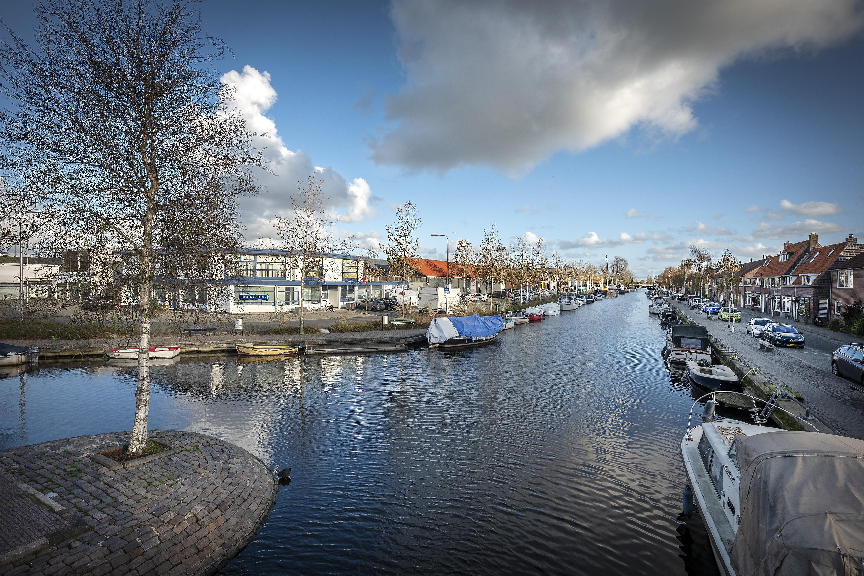 Plannen voor 'opleuken' van Hillegomse haven: 'We gaan er iets moois van maken; goed voor het dorp en de ondernemers'
