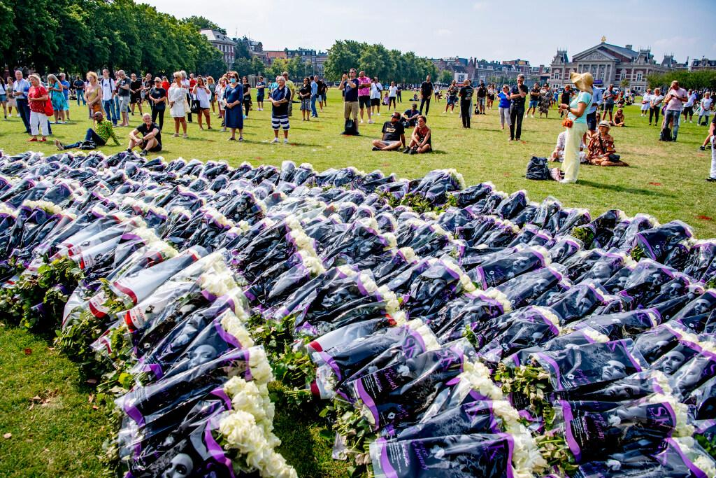 Getuigen schietpartij Haarlemmer Bas van Wijk willen anoniem blijven: 'Zij voelen zich wel degelijk bedreigd'