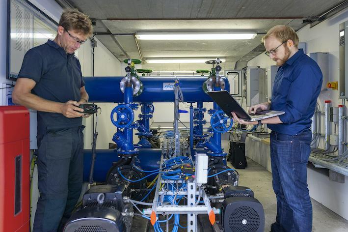 Marine onderzoekt met Techport de manier om onderhoud schepen beter te kunnen voorspellen