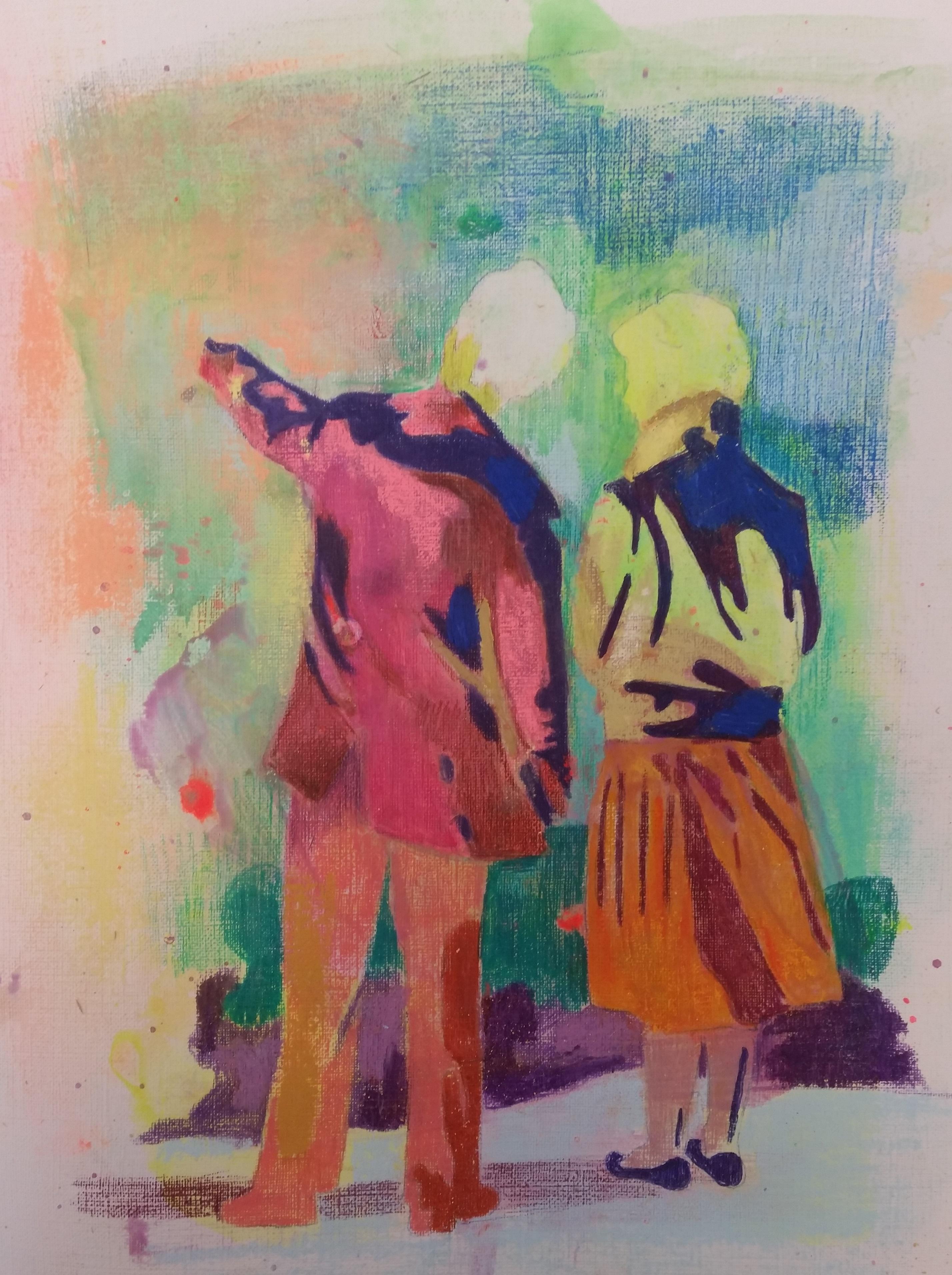 Te zien tijdens de atelierroute: kunstenaar Marlien Venema, 'altijd bezig met ontdekken en onderzoeken'