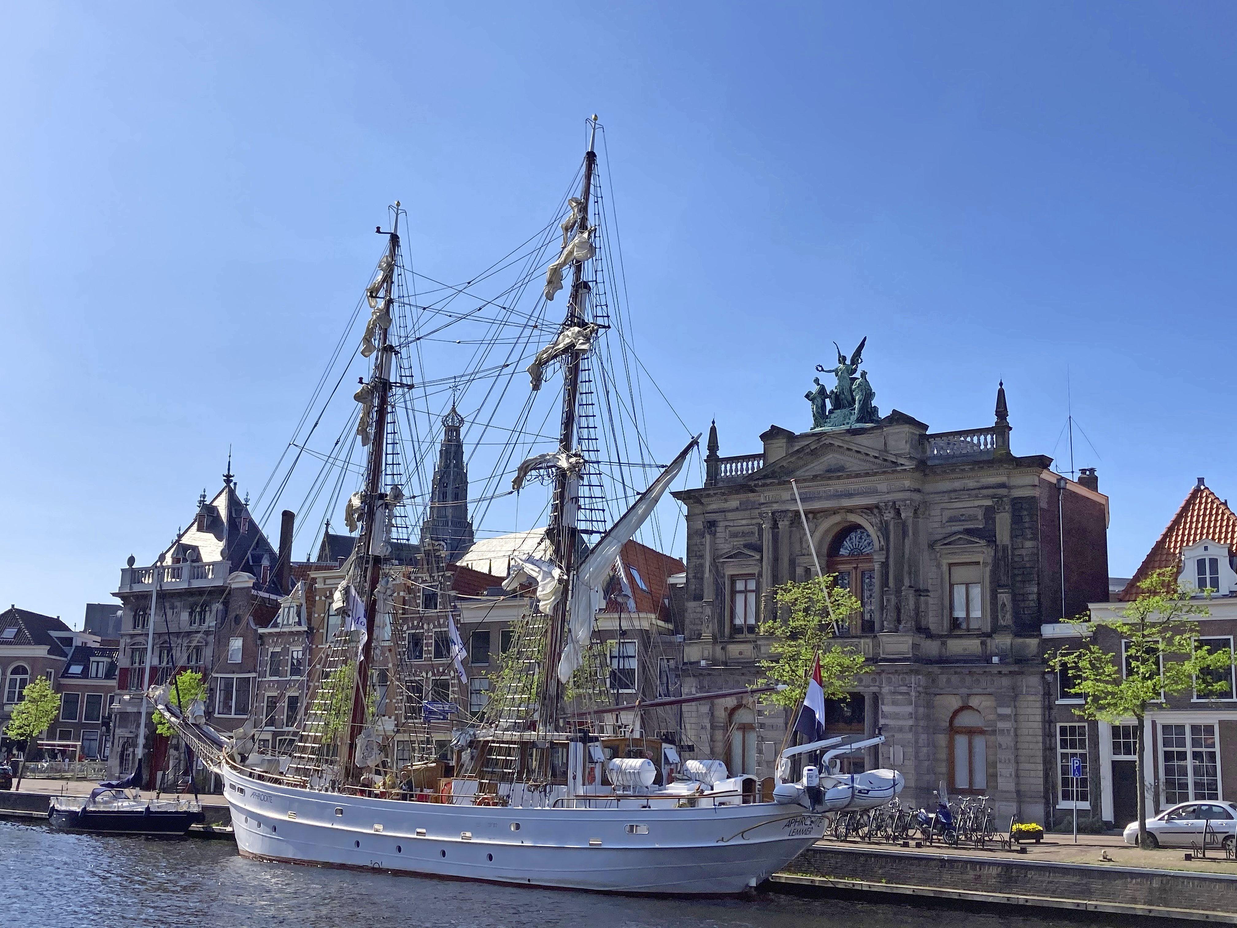 'Klassiekers' schitteren in Haarlems stadsgezicht