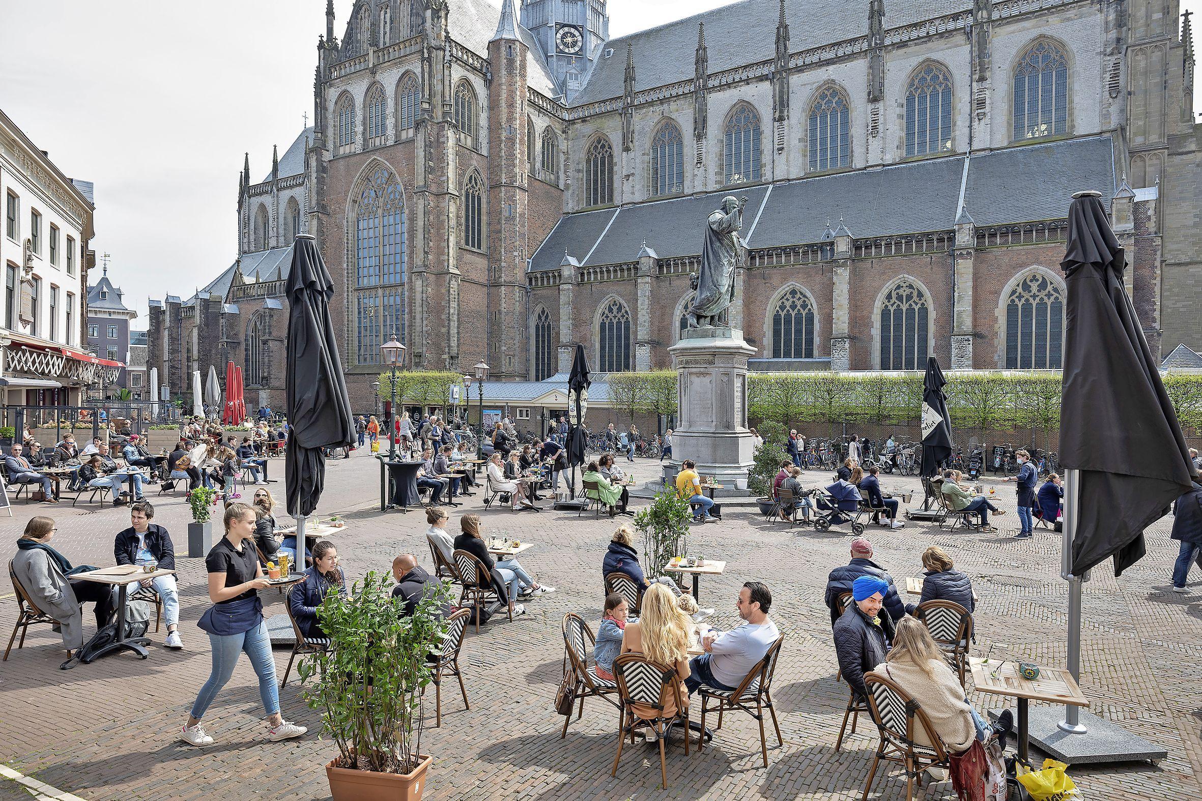 Free Walking Tour laat weer de mooiste plekjes van Haarlem zien