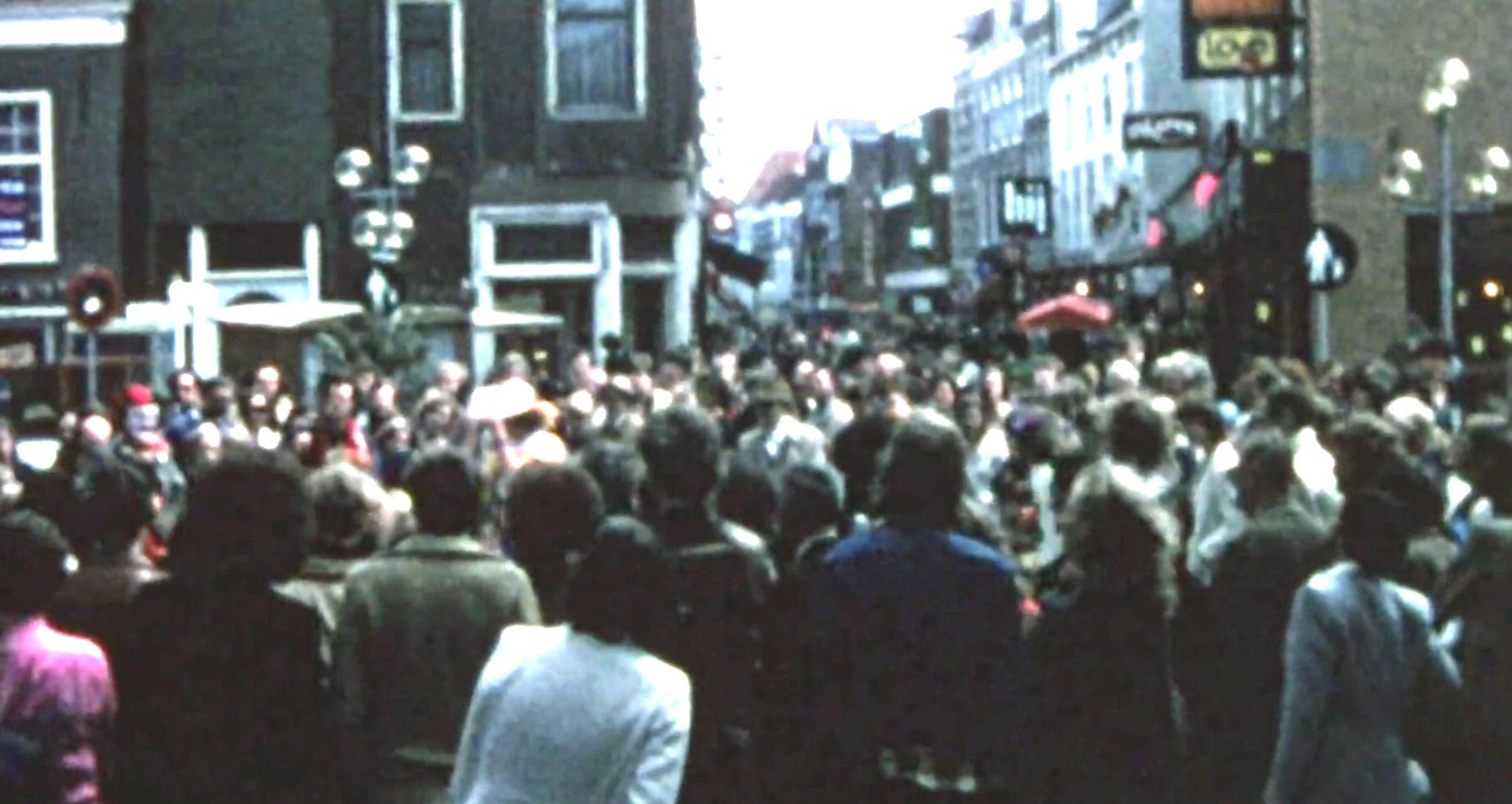 Bewegend Verleden: Zomer in Leiden, 1979 [video]