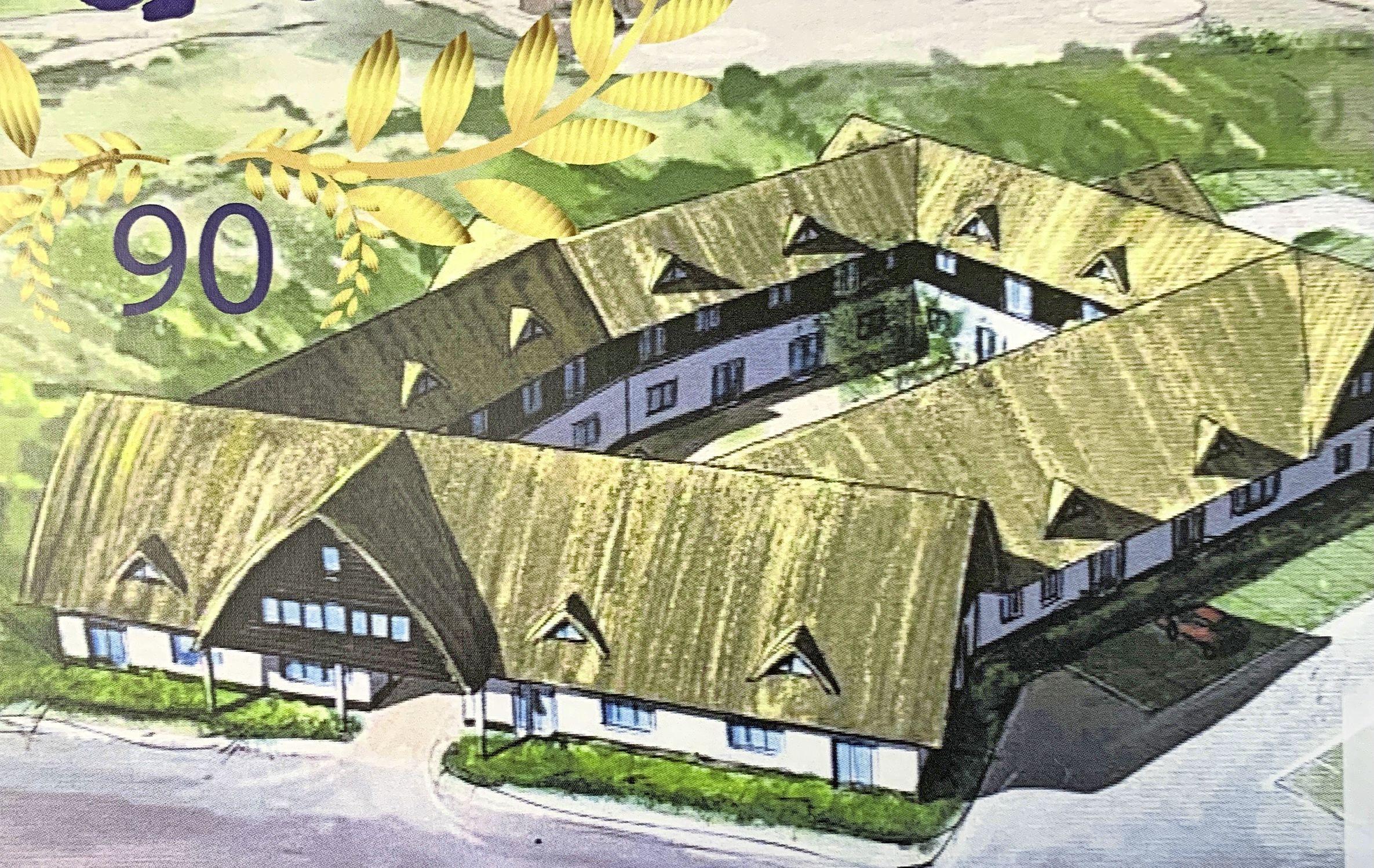 Discussie over aantal woningen voor senioren en parkeren hoeft plan-Tillenhof niet in de weg te zitten. Minder auto's op plein voor Fort Kijkduin
