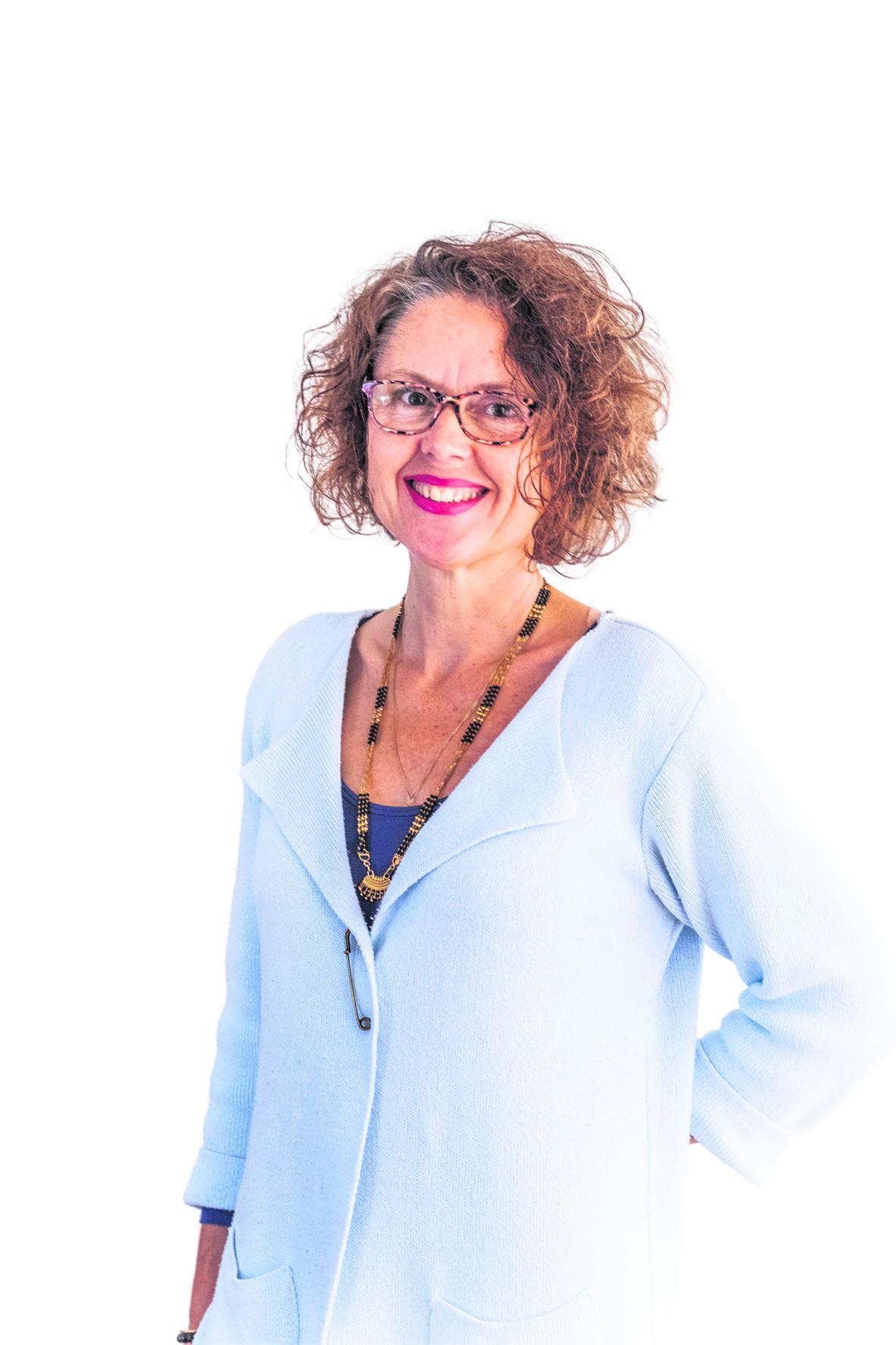 Het eeuwige 'nu' van mam | column Linda Abrol