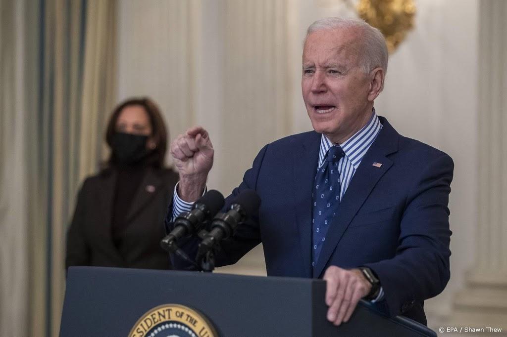 'Biden ontvangt Japanse premier in april in Witte Huis'