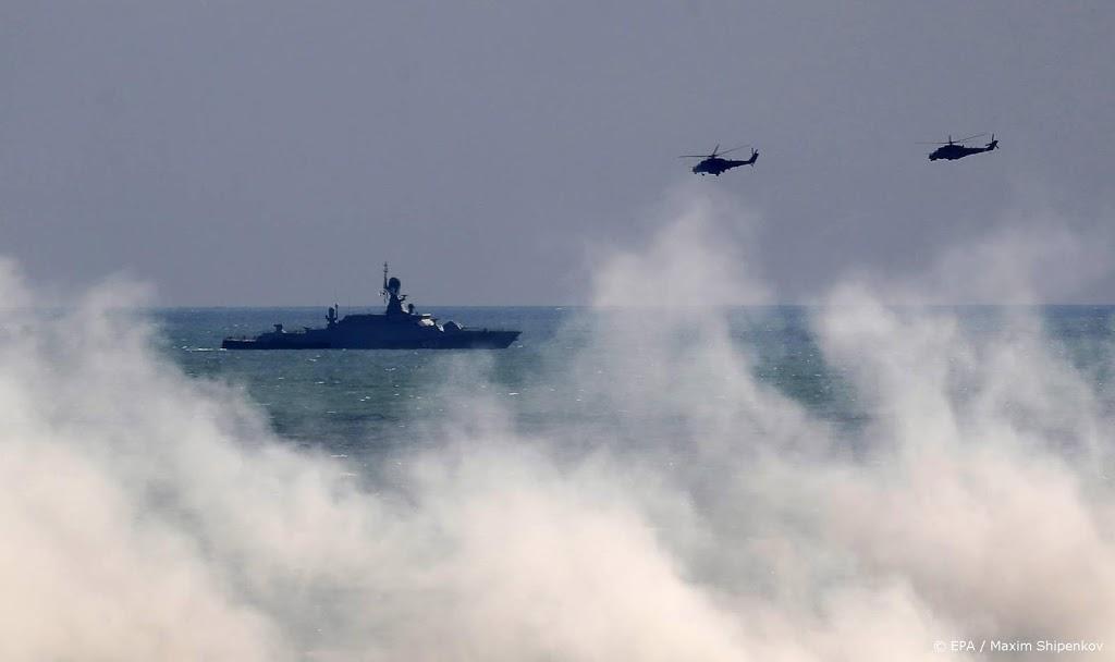VS roepen Rusland op Zwarte Zee niet af te sluiten voor schepen